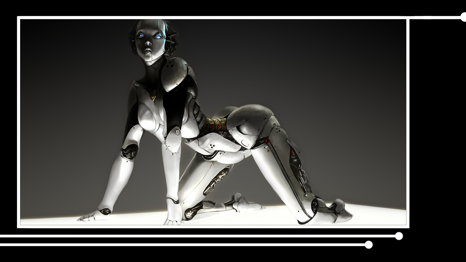 android gynoid HD Wallpaper