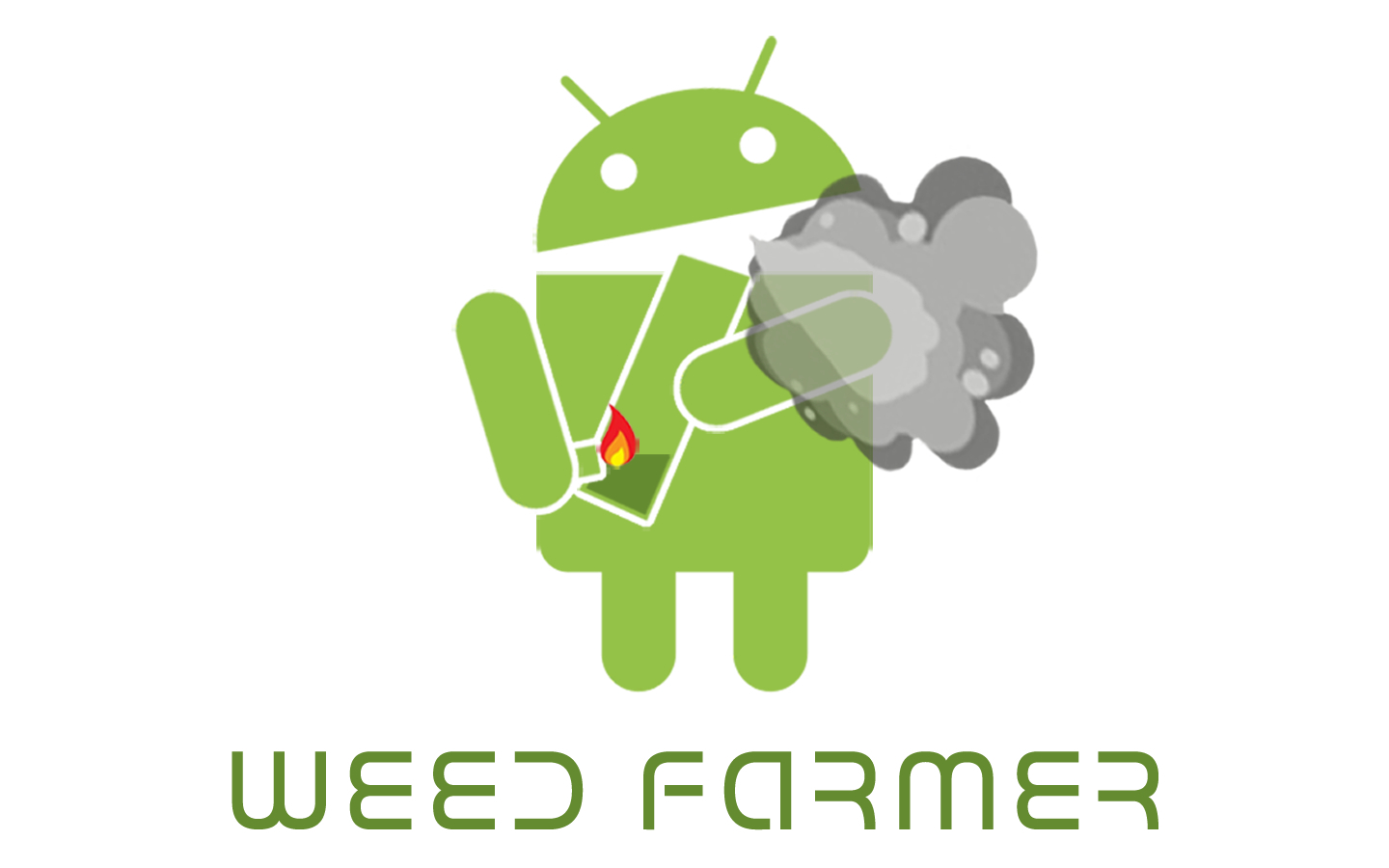 android marijuana bong computer HD Wallpaper