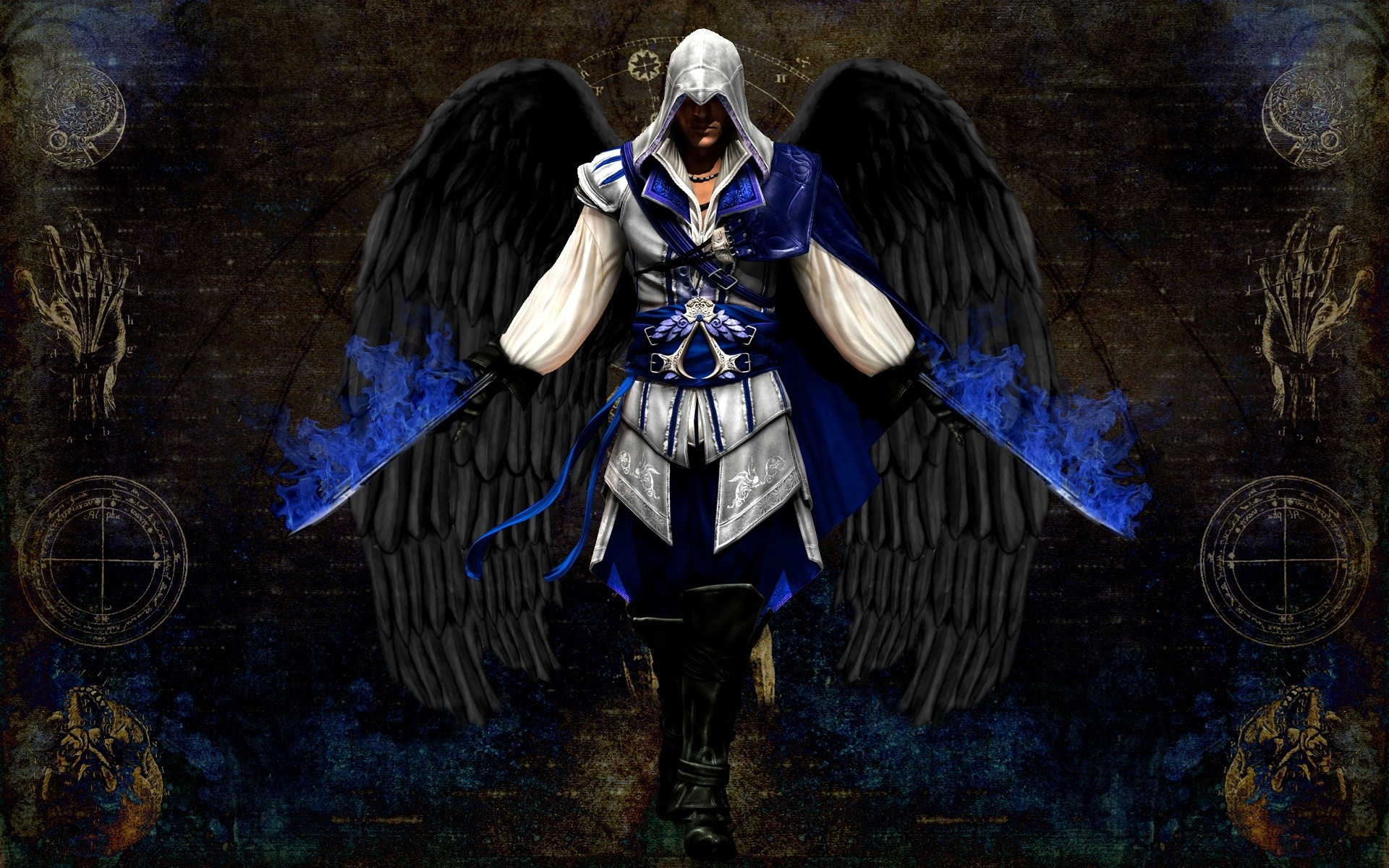 angels video games assassins HD Wallpaper