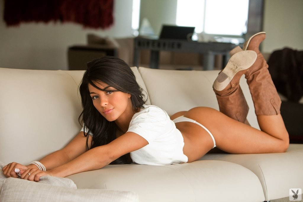 Angie Marie woman Playboy HD Wallpaper