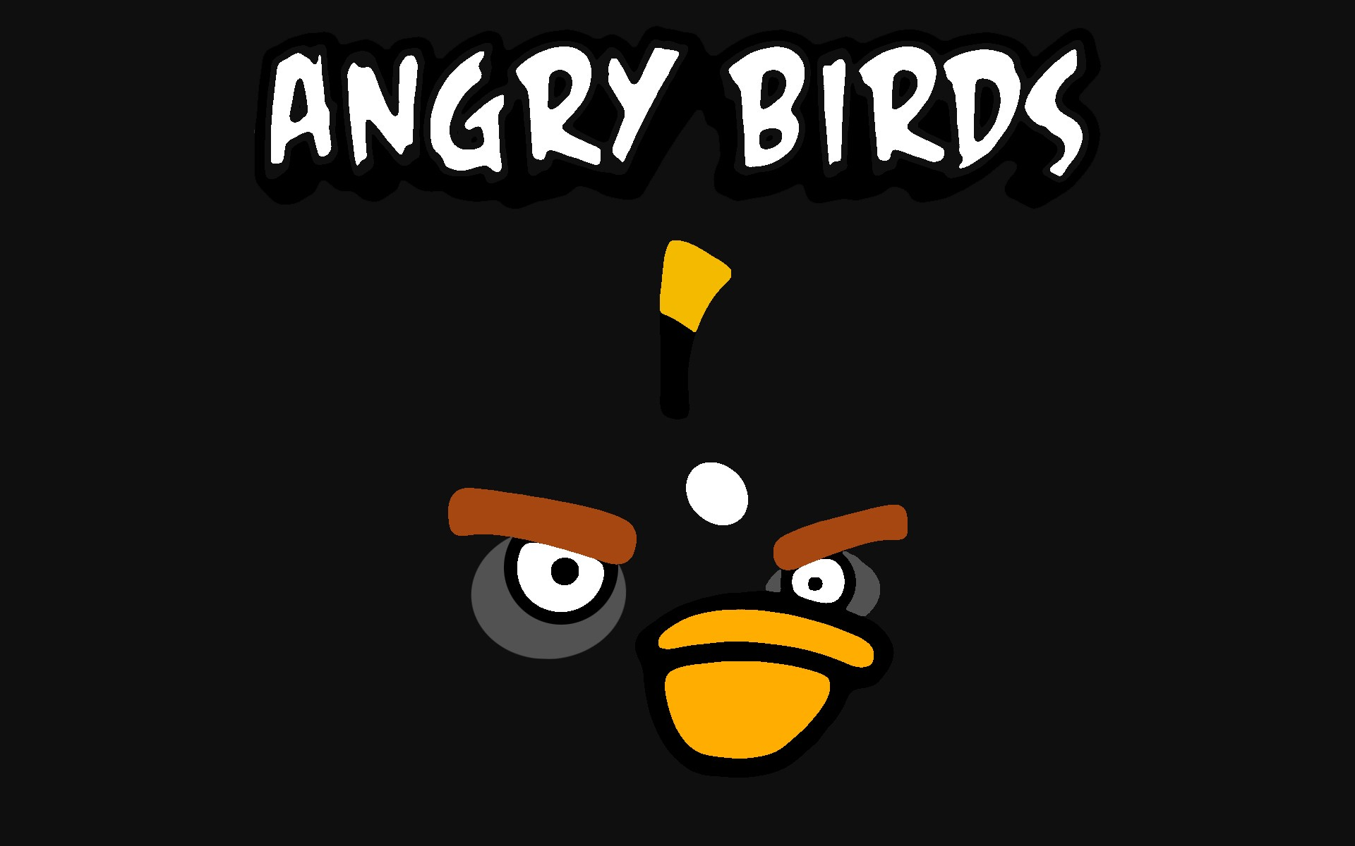 angry birds ipad iphone HD Wallpaper