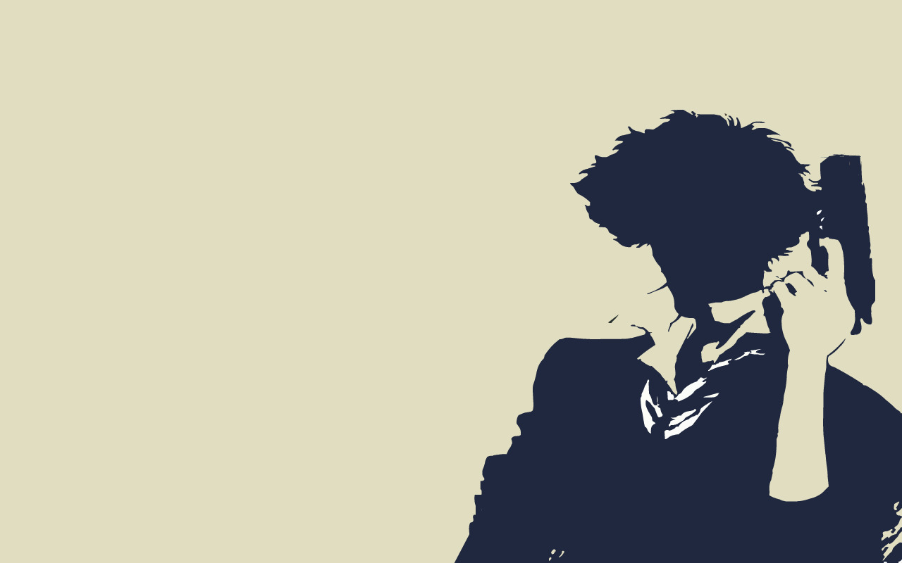 Anime cowboy bebop spike HD Wallpaper