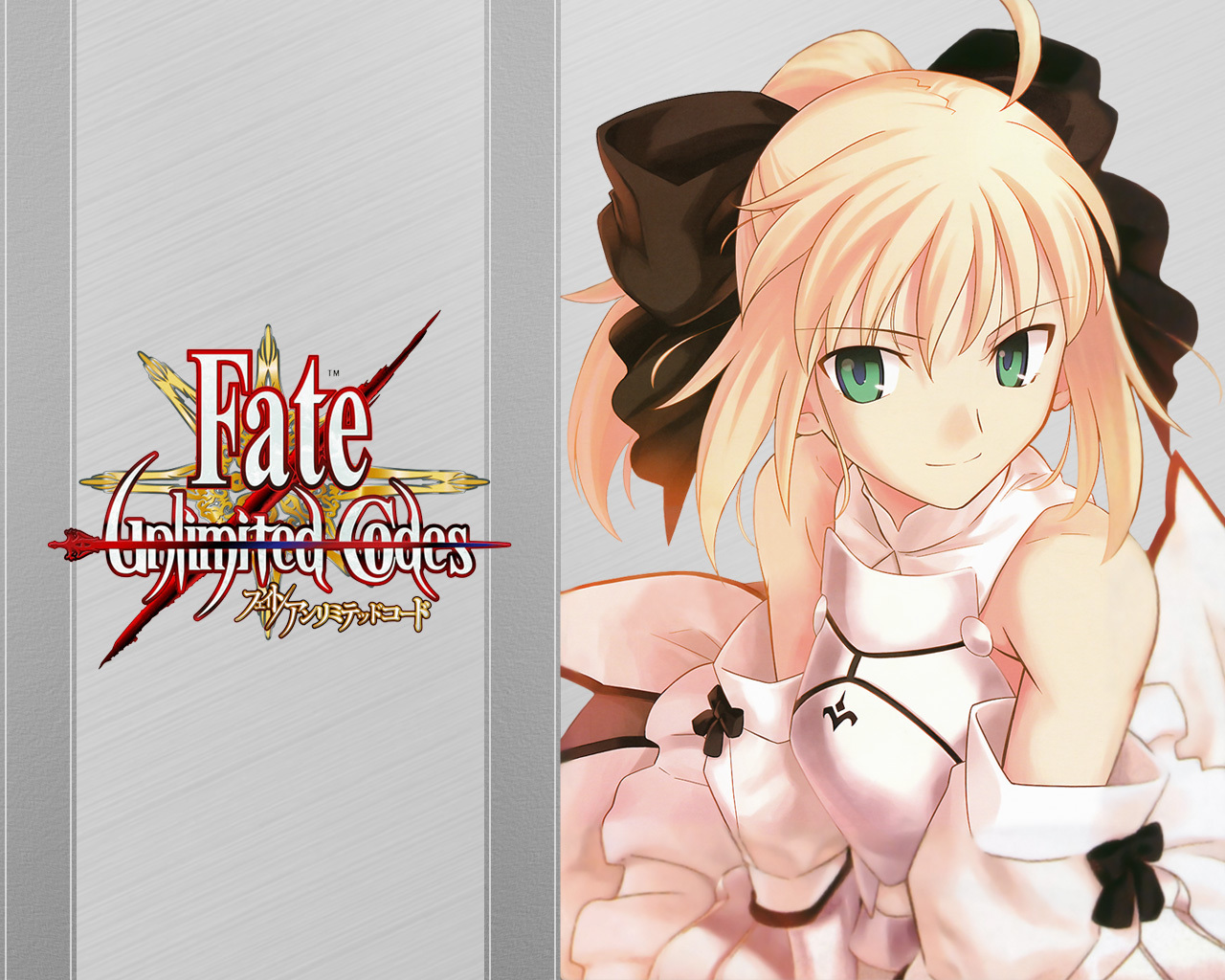 Anime fate Unlimited codes HD Wallpaper