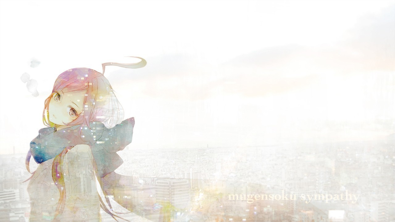 anime girls vocaloid SF-A2 Miki HD Wallpaper