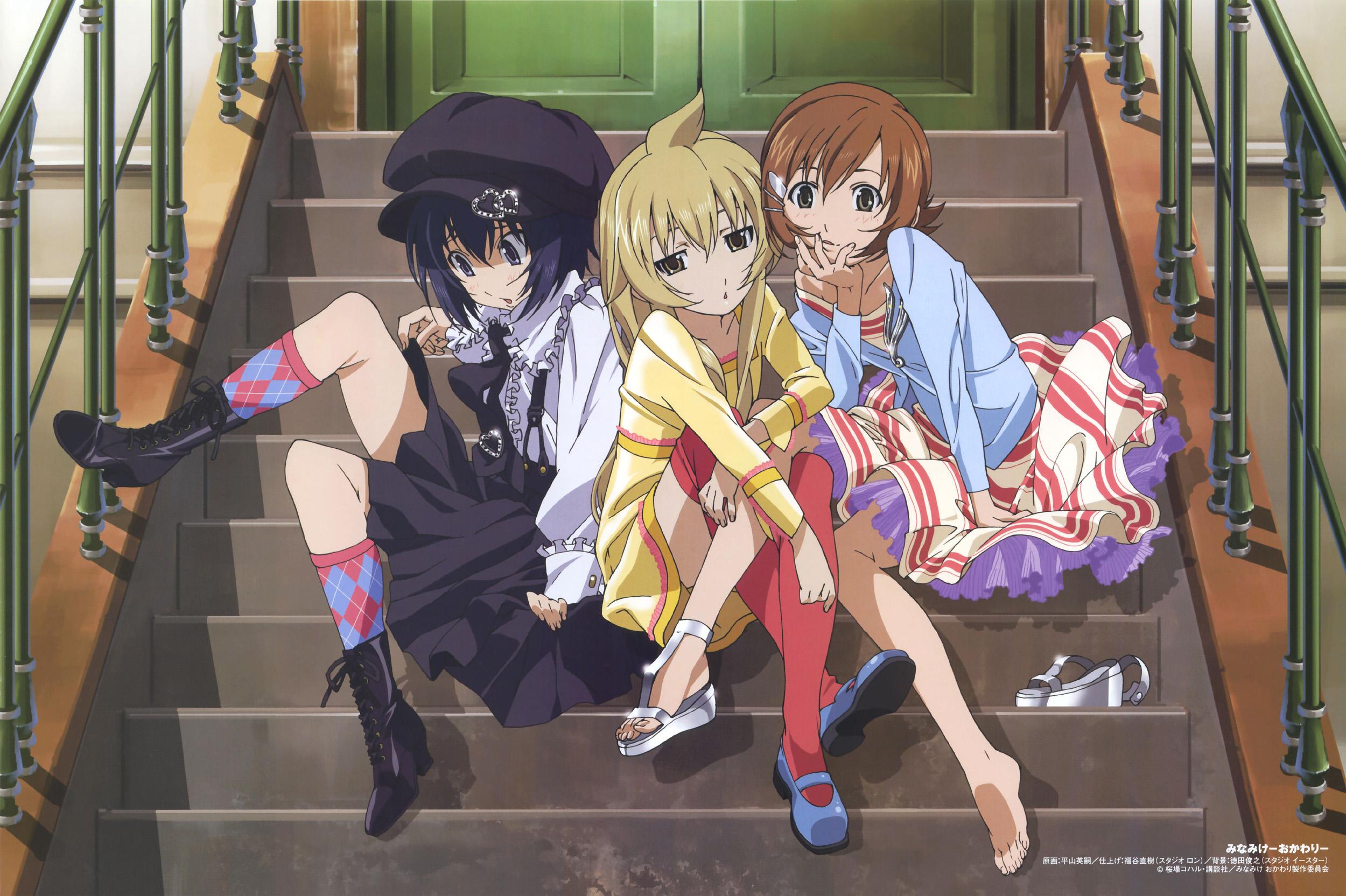 Crossdressing anime Cross