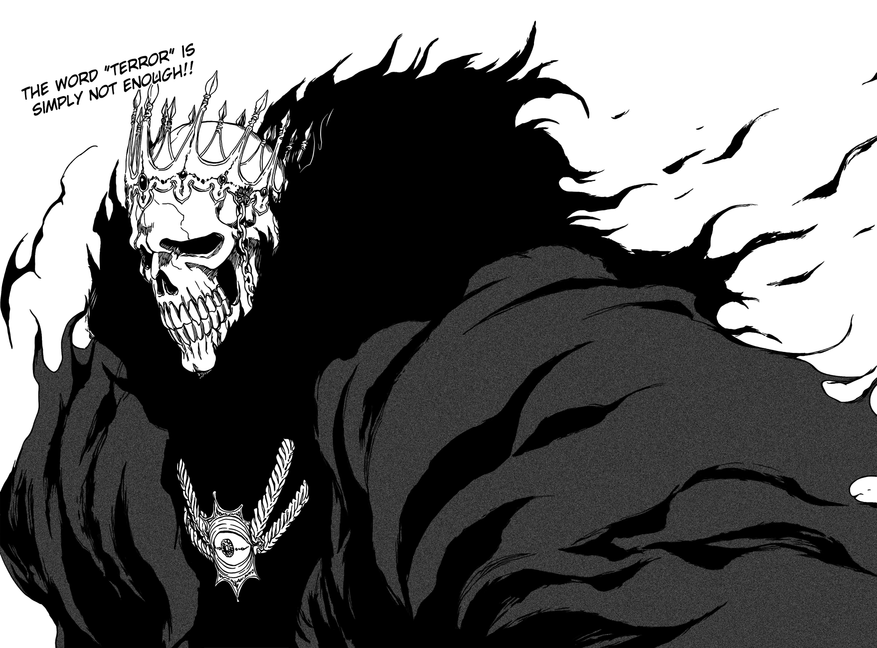 Anime skulls bleach Espada HD Wallpaper