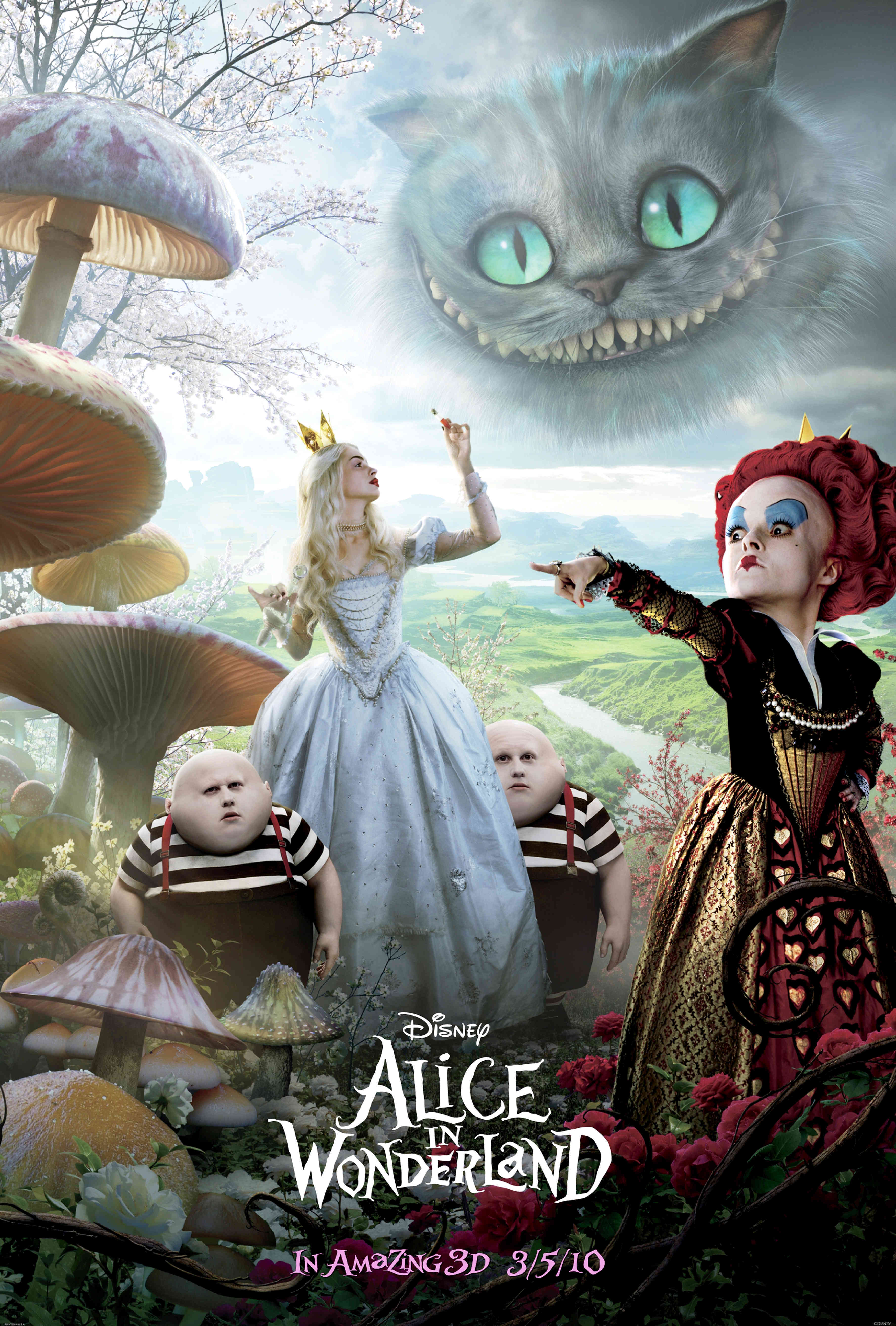 anne hathaway Alice in