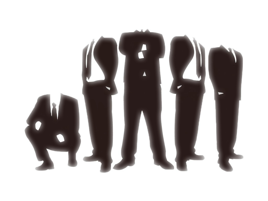 Anonymous Reservoir Dogs Simple HD Wallpaper