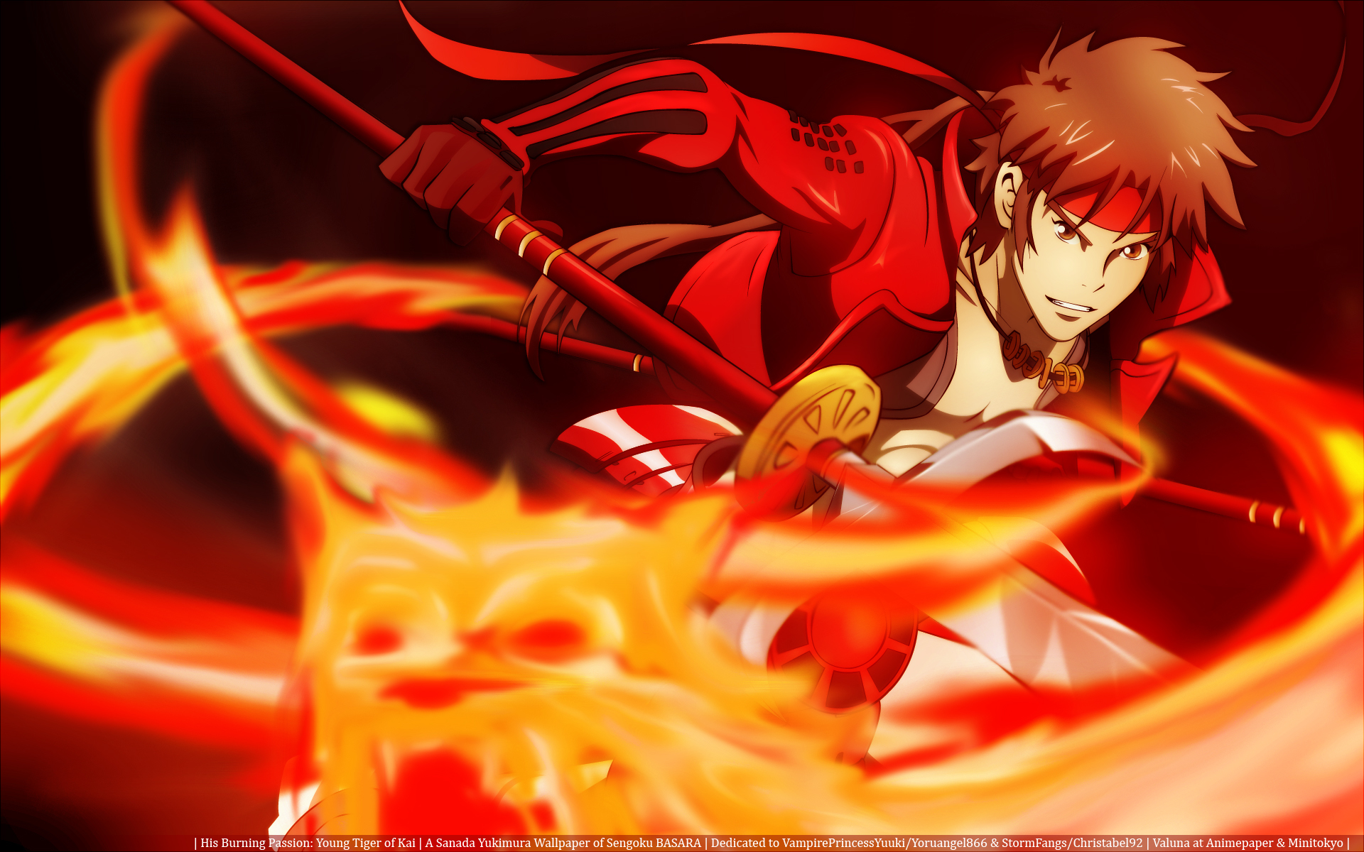 anyone Got any sengoku HD Wallpaper