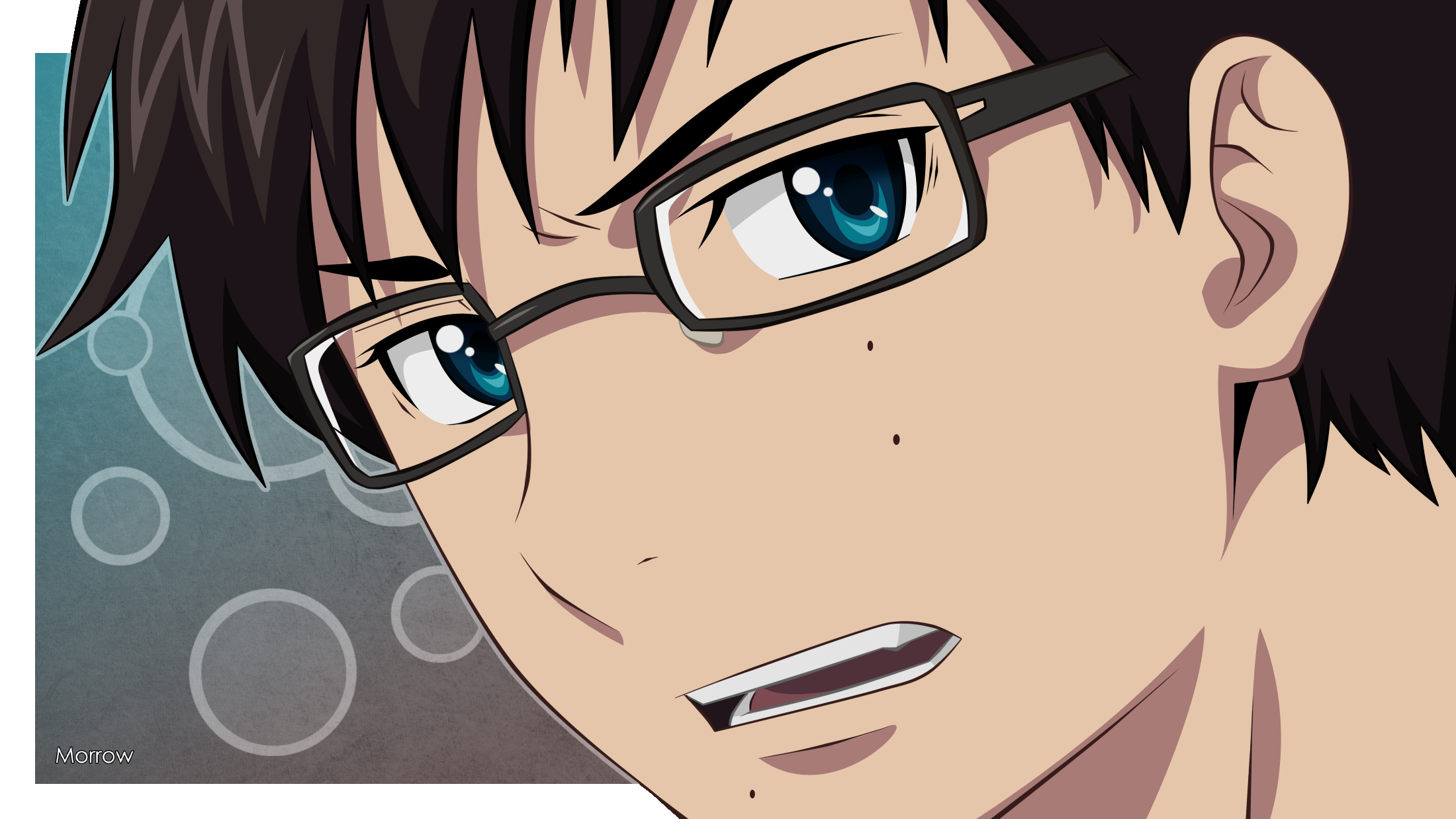 ao No exorcist Okumura HD Wallpaper