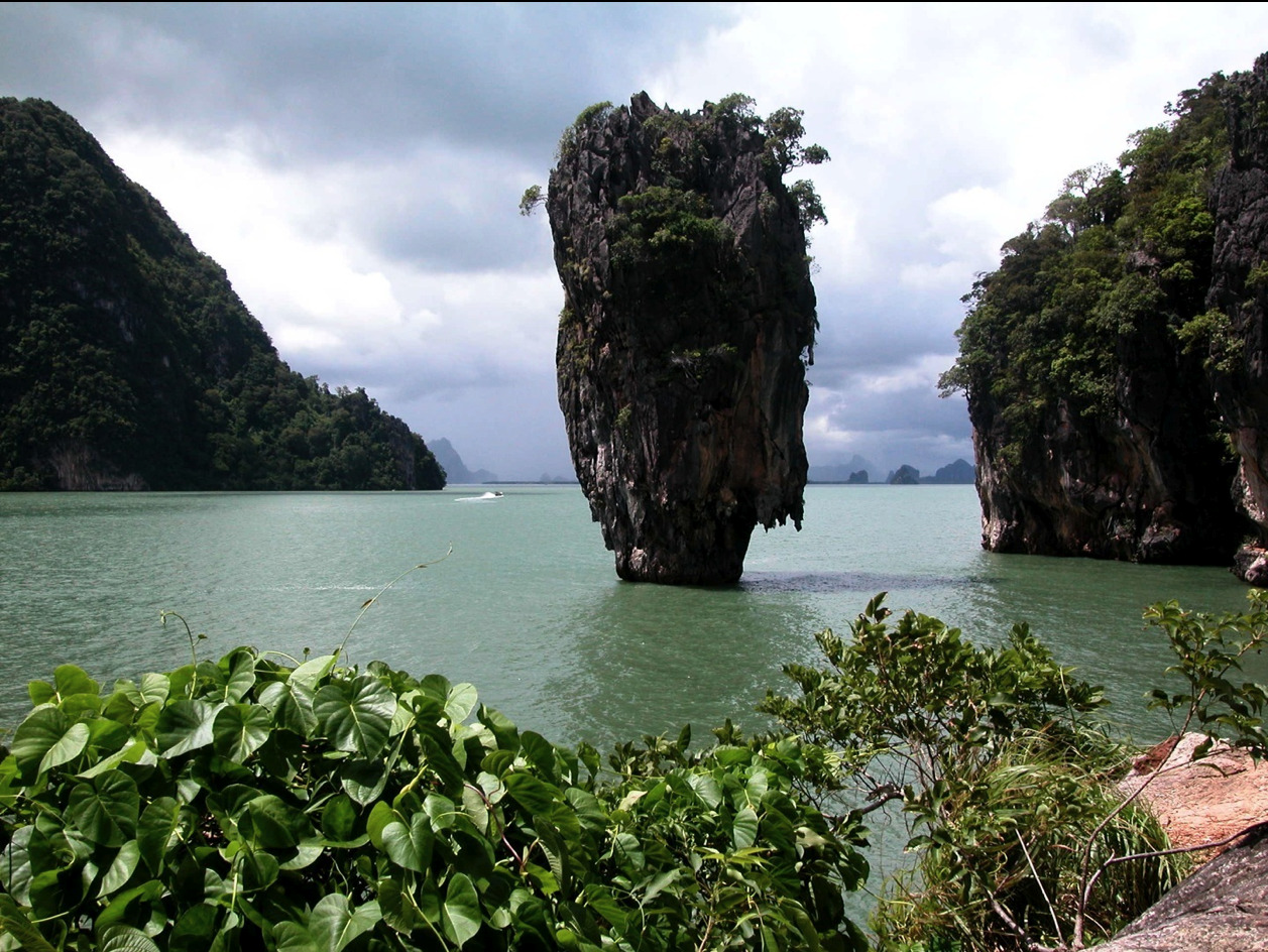 ao phang nga Thailand HD Wallpaper