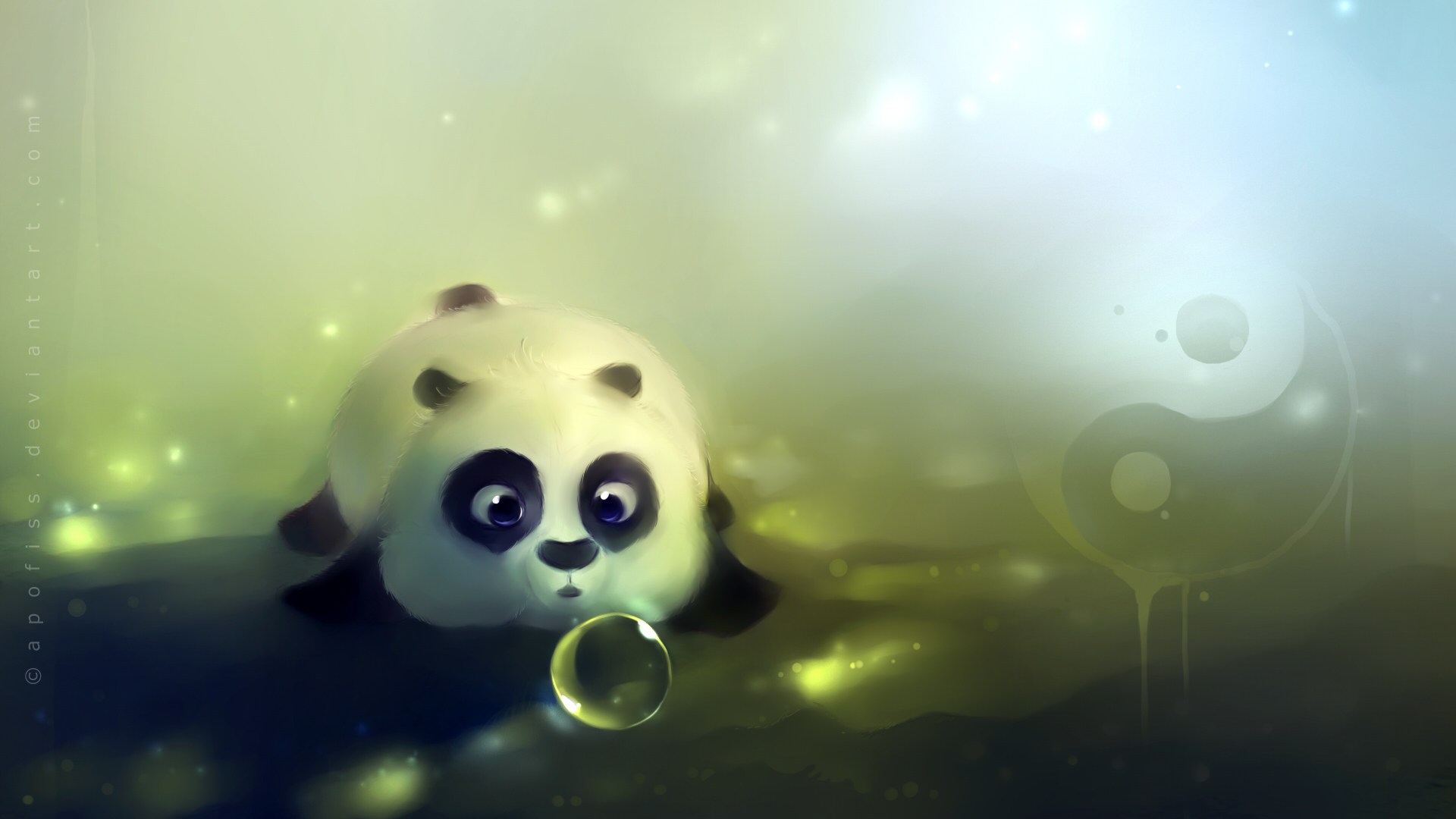 apofiss Kung Fu Panda HD Wallpaper