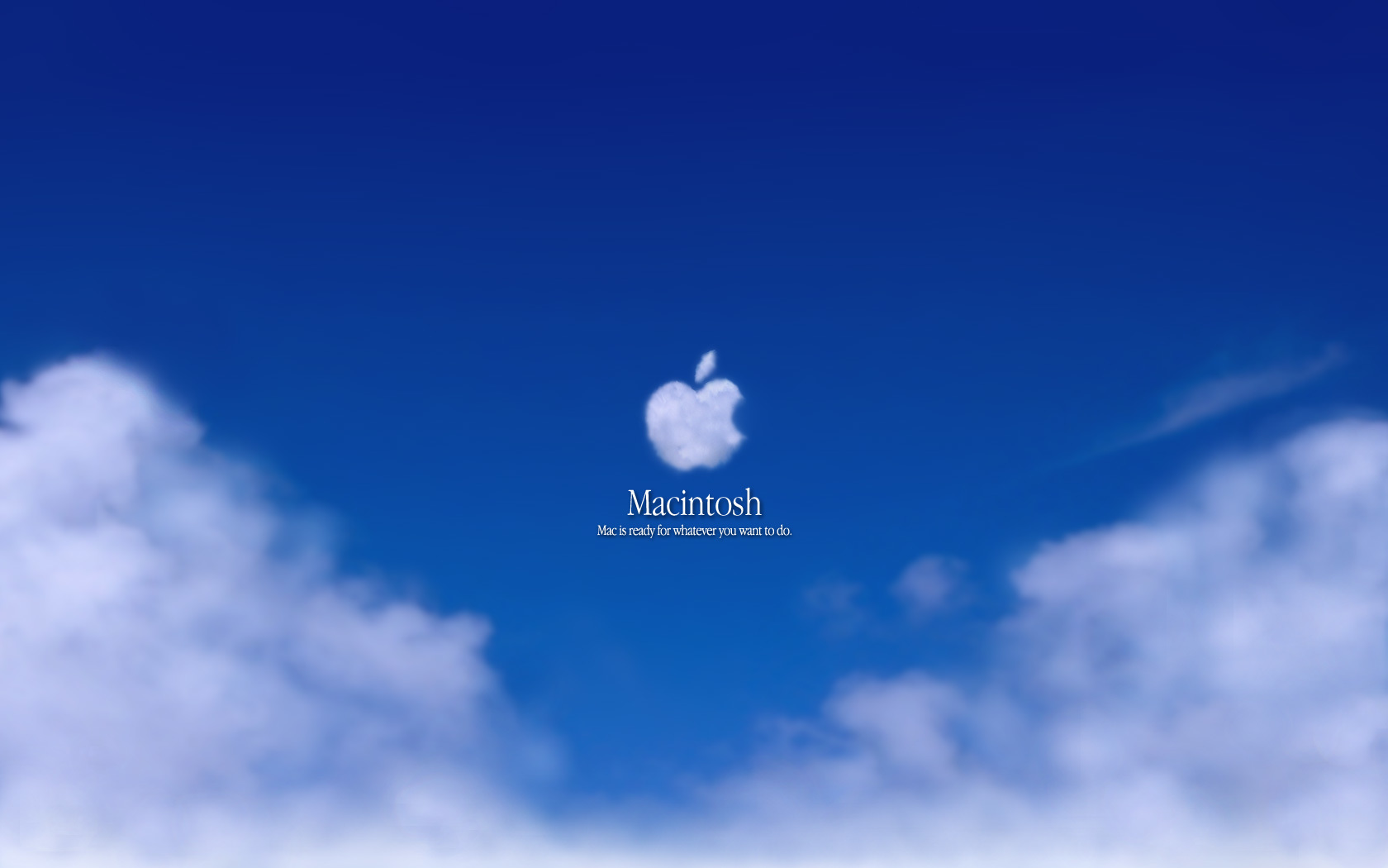 apple Inc. logos macintosh HD Wallpaper