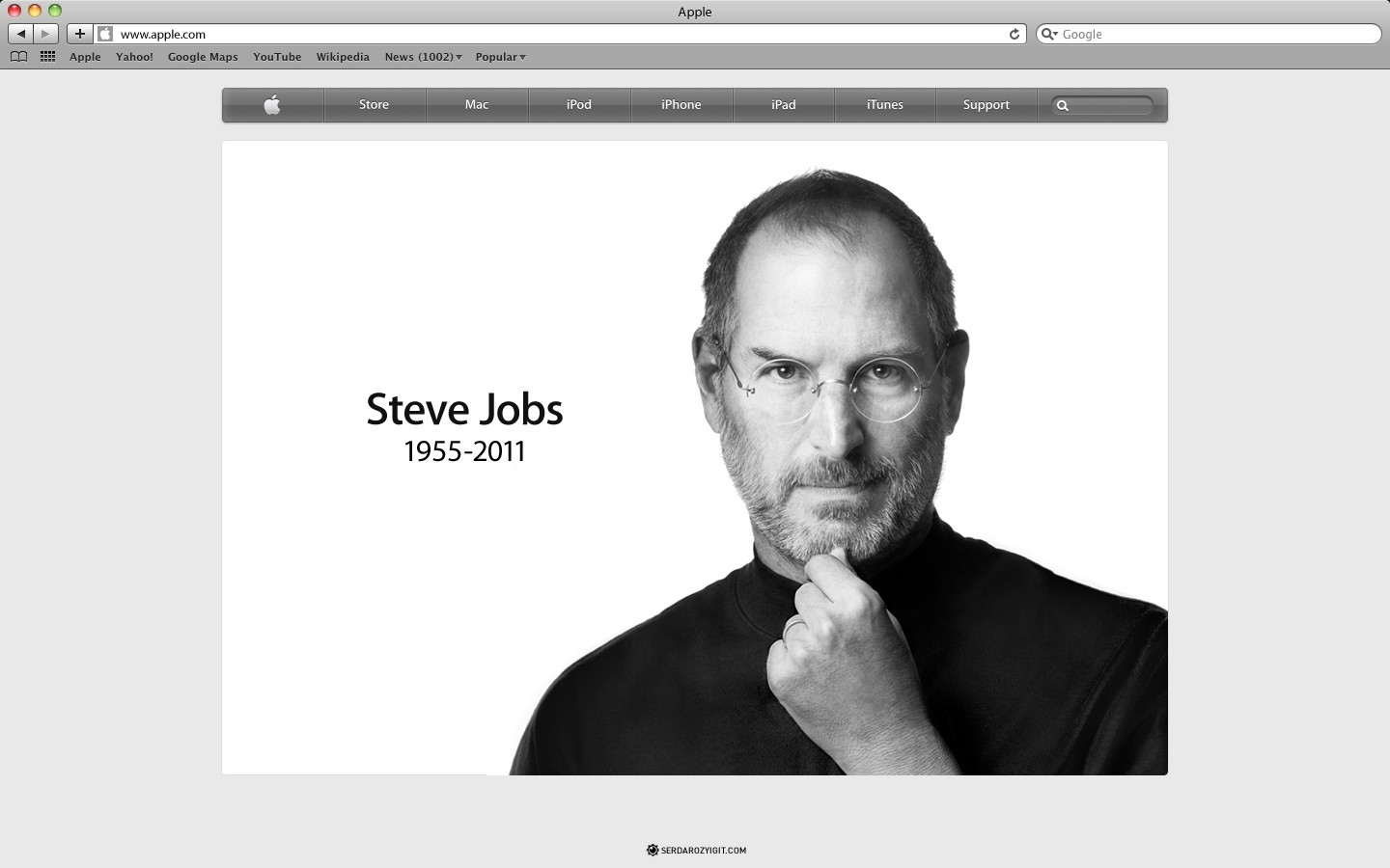 apple inc screenshots browsers HD Wallpaper