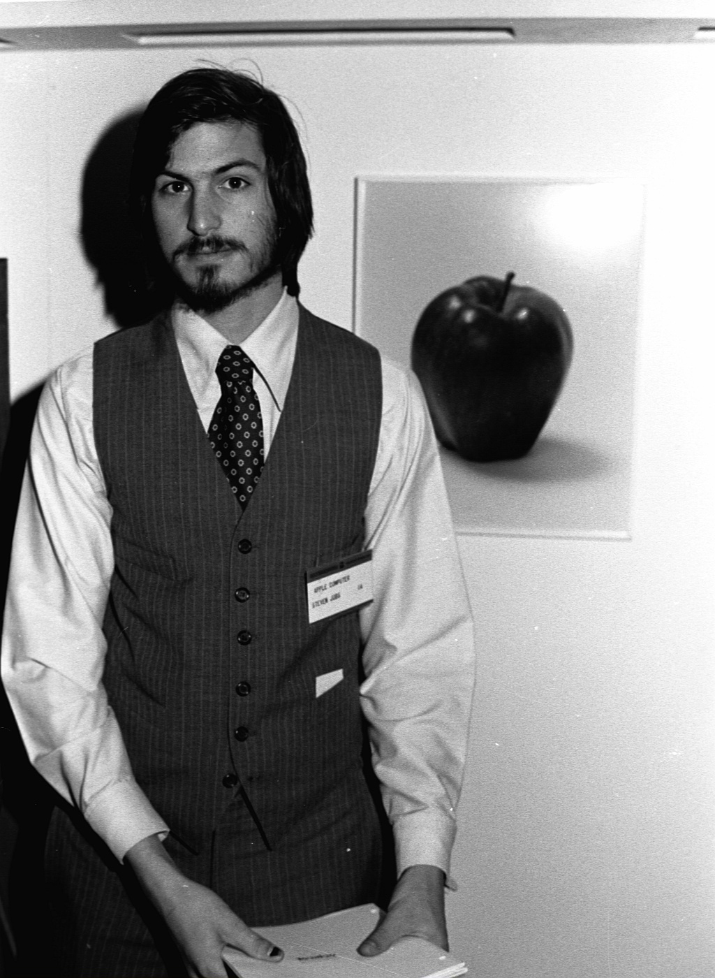 apple inc young Steve HD Wallpaper
