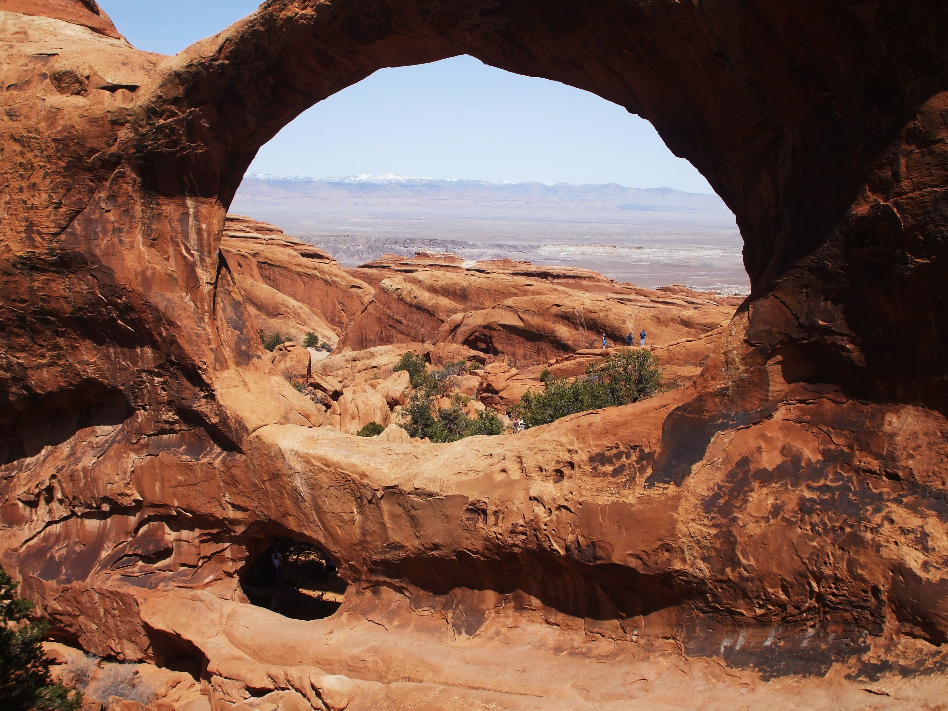 arches National Park Utah HD Wallpaper