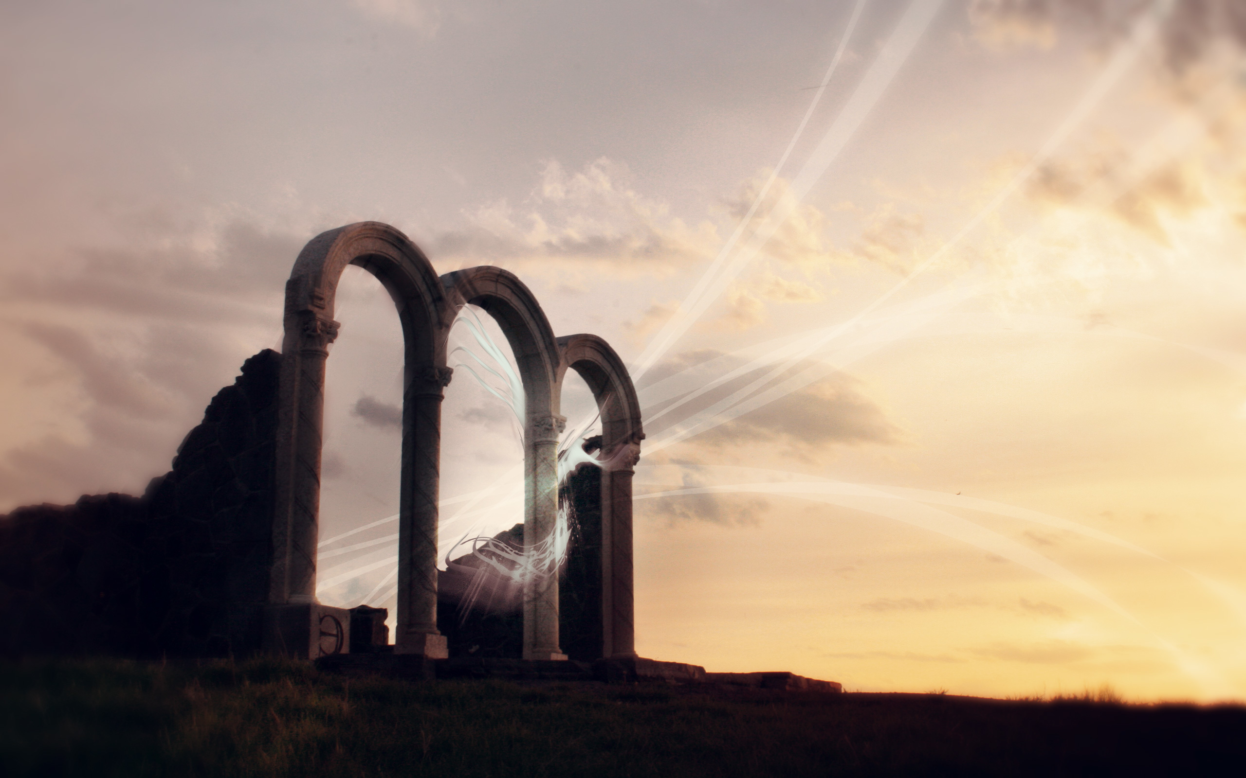 archesis This it arches HD Wallpaper