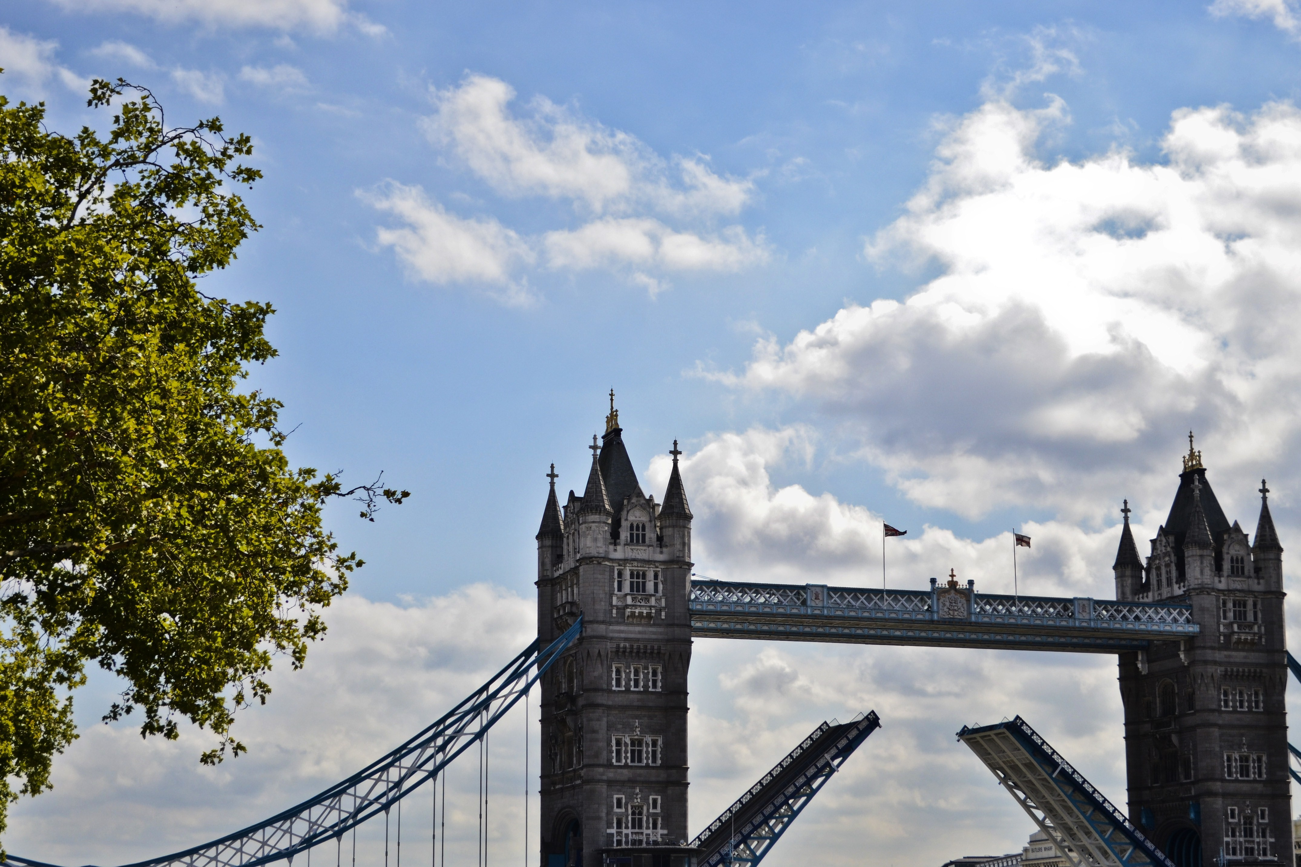 architecture London Bridges Tower HD Wallpaper