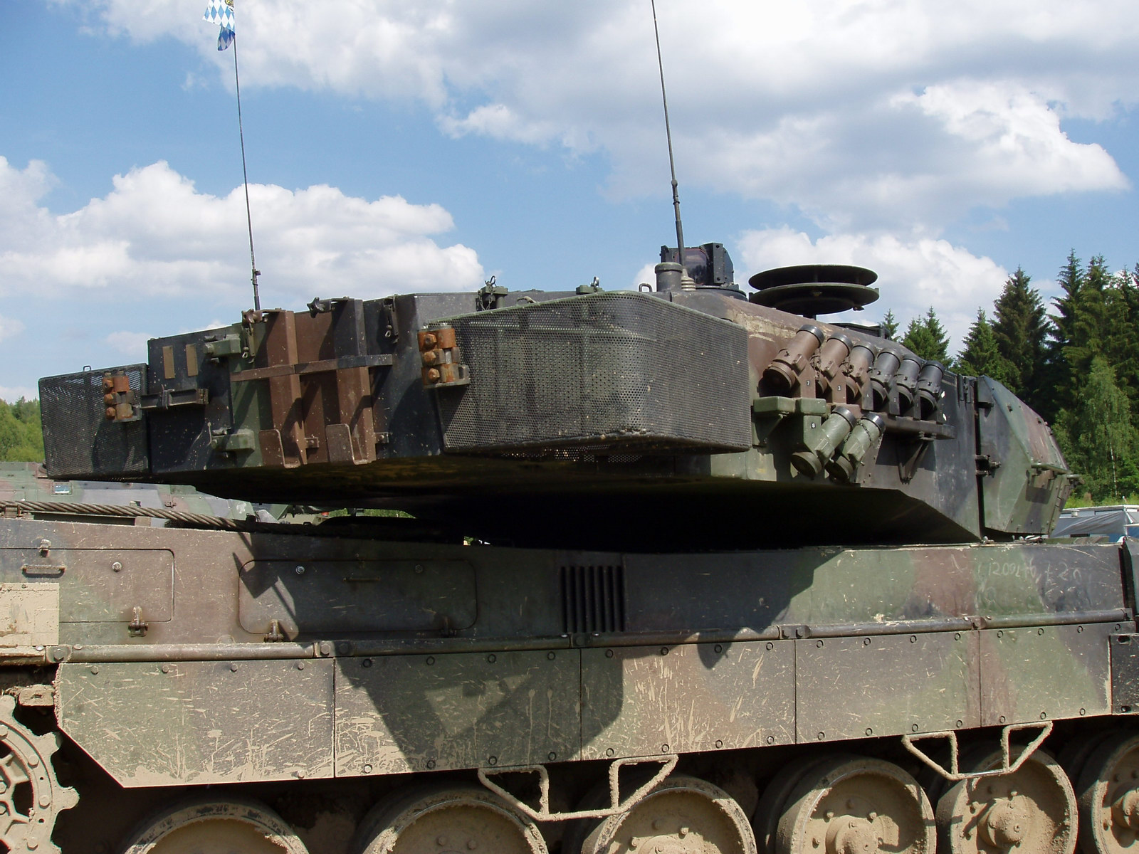 Army tanks German Bundeswehr HD Wallpaper