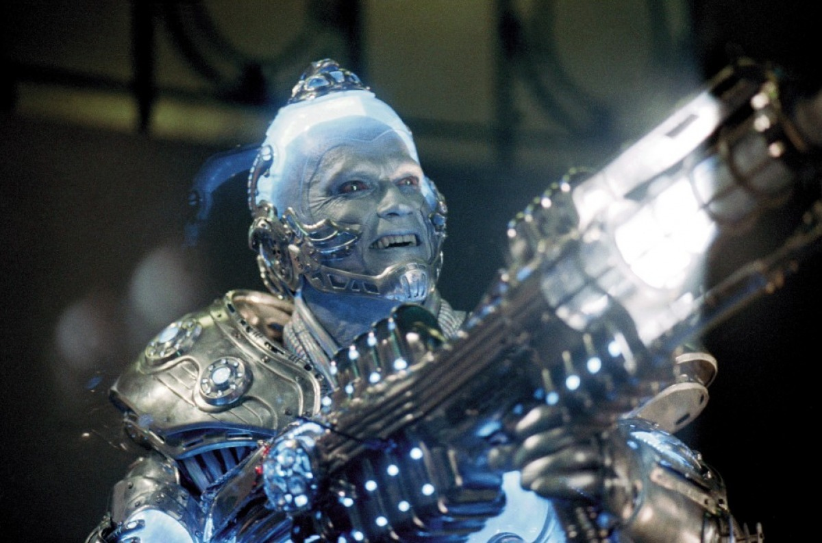 Arnold Schwarzenegger mr freeze HD Wallpaper