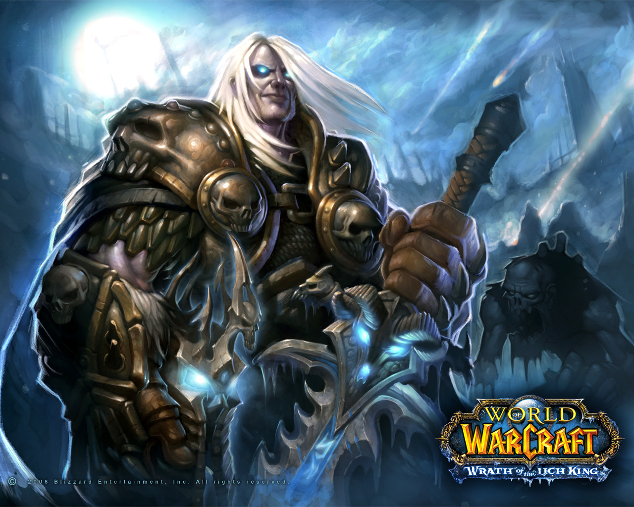 arthas World warcraft game