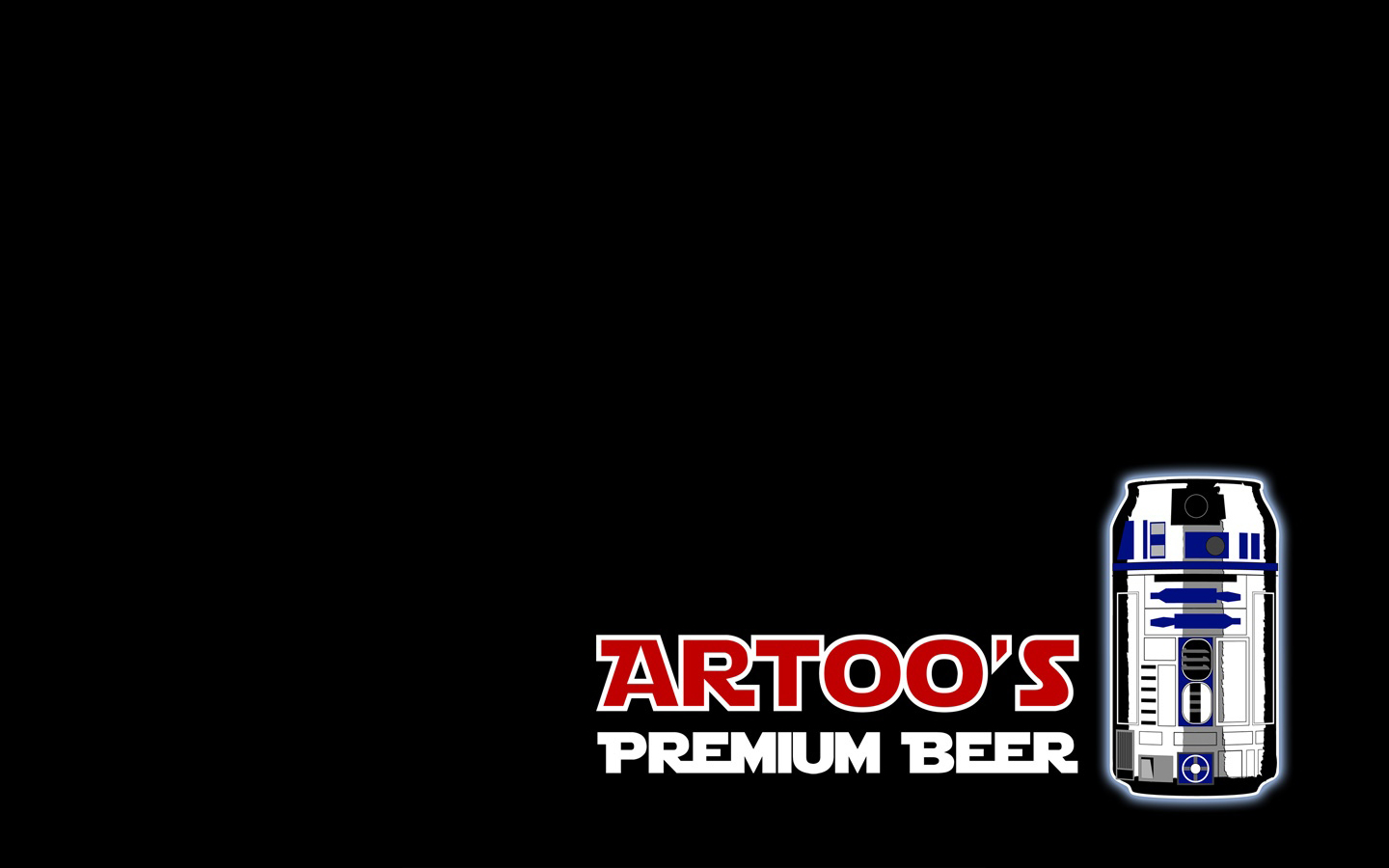 artoo premium beer and HD Wallpaper