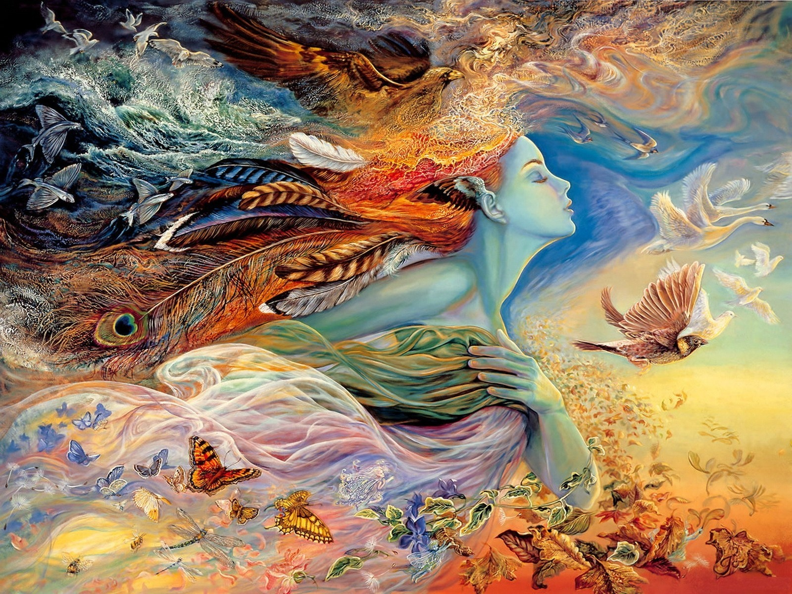 artwork 3d josephine wall
