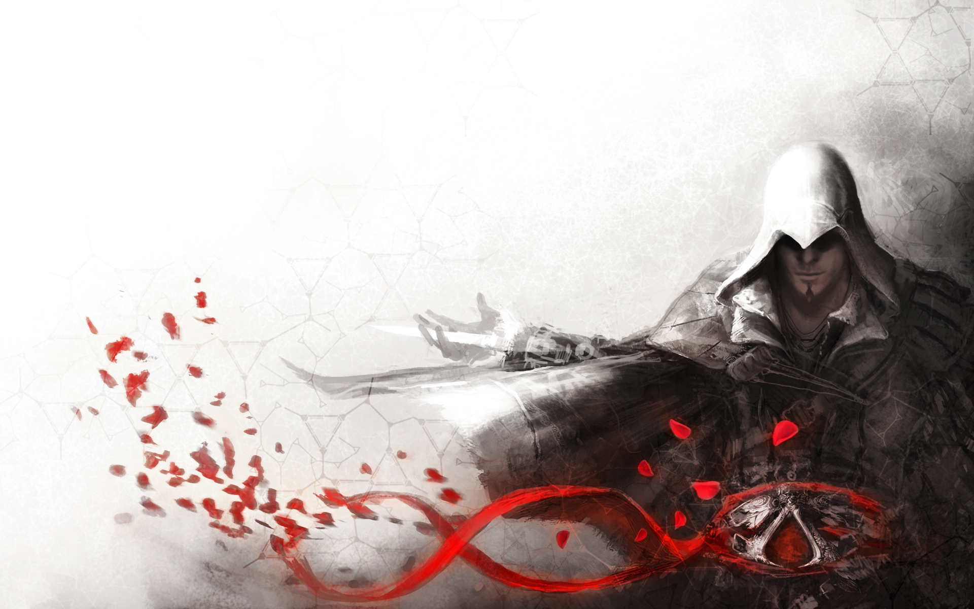 artwork assassins creed HD Wallpaper
