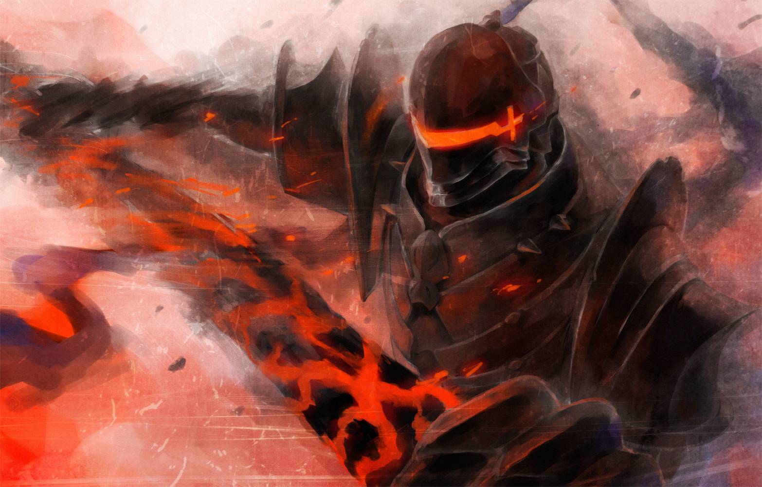 artwork fate zero Berserker HD Wallpaper