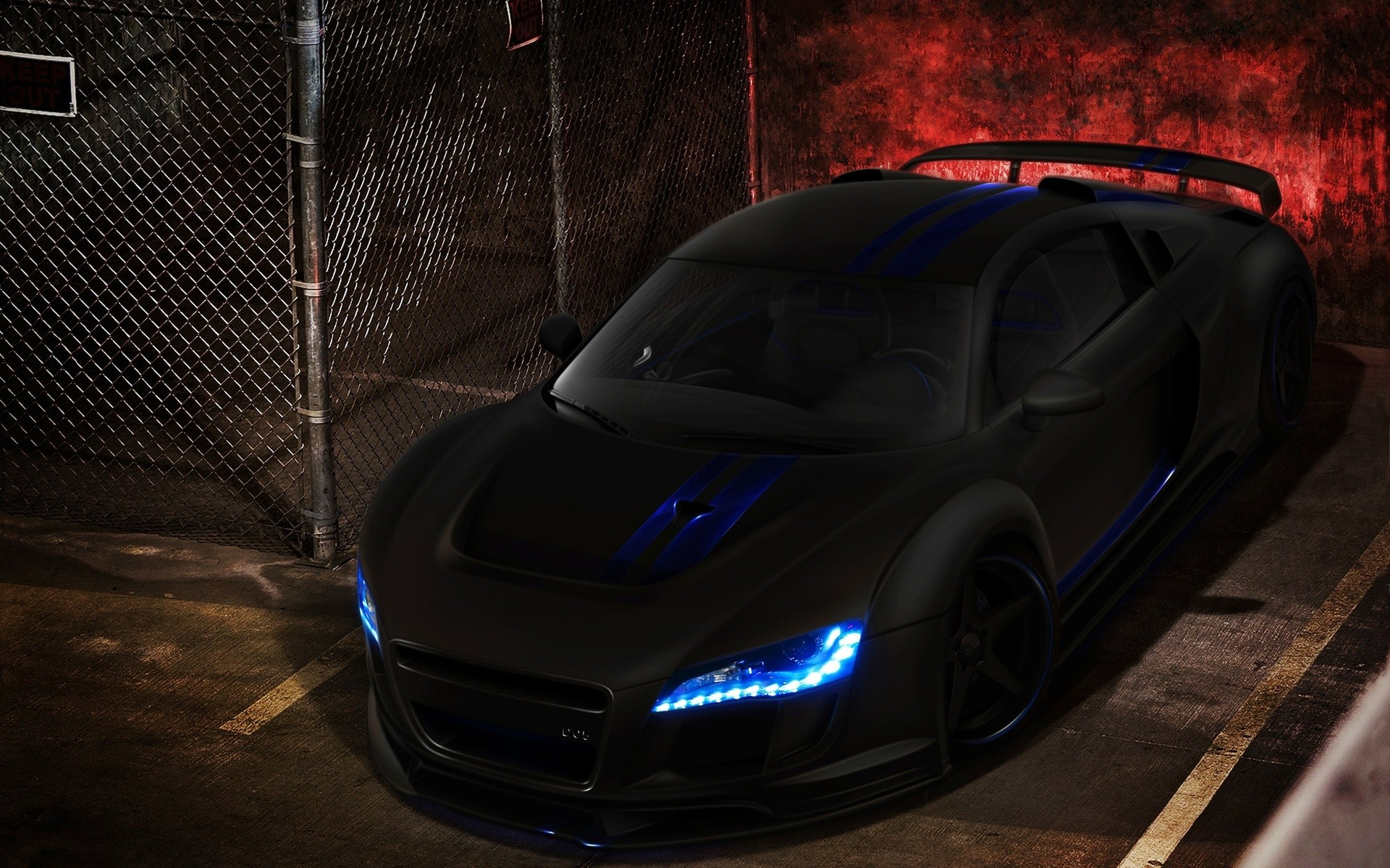 artwork vehicles Audi cars HD Wallpaper