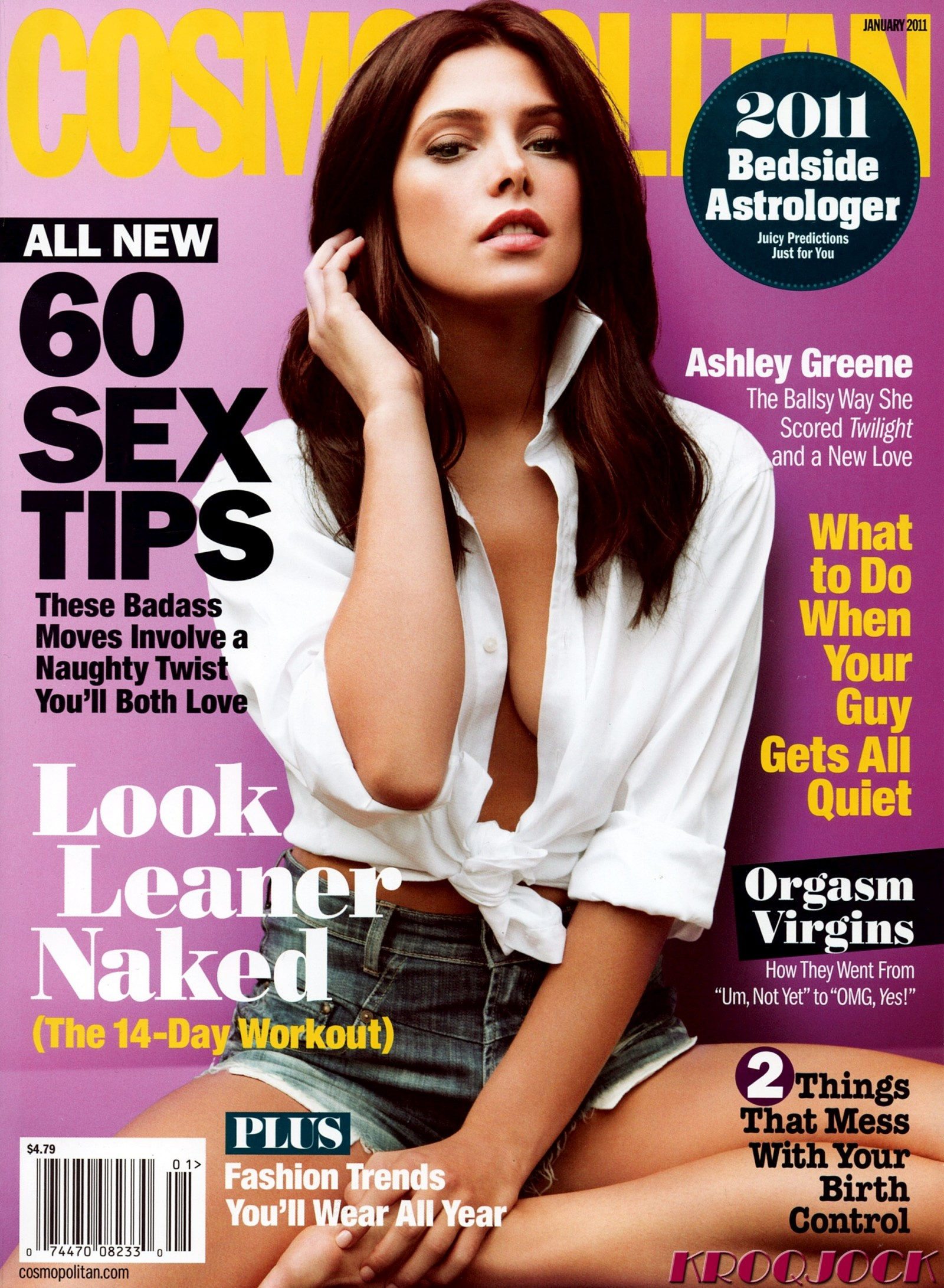 ashley greene Magazine covers HD Wallpaper