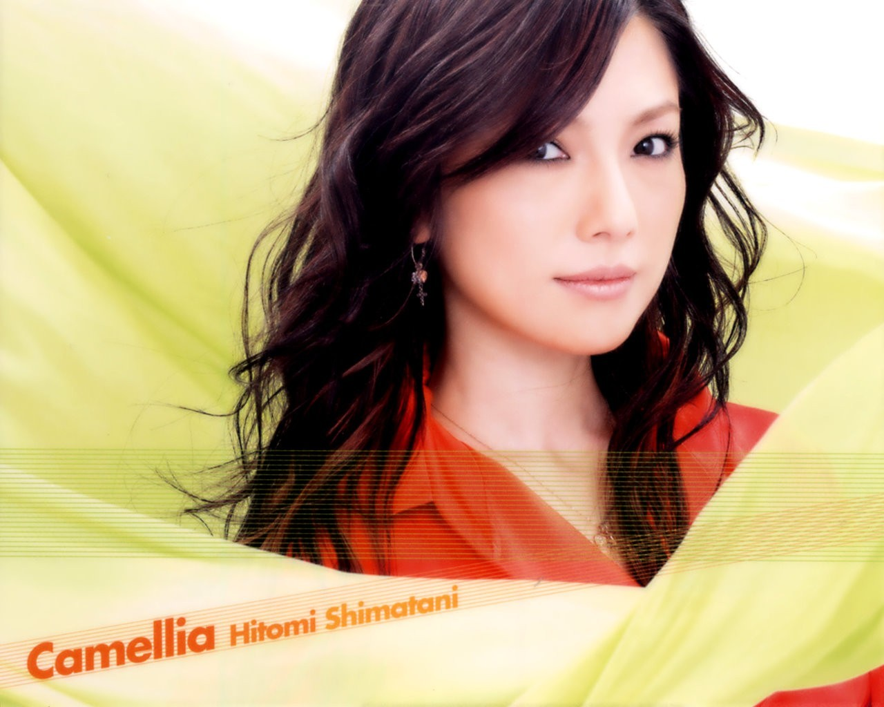 asians hitomi shimatani brunettes HD Wallpaper