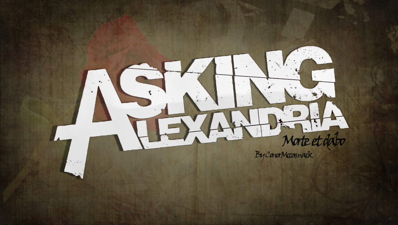 asking alexandria by conawr HD Wallpaper