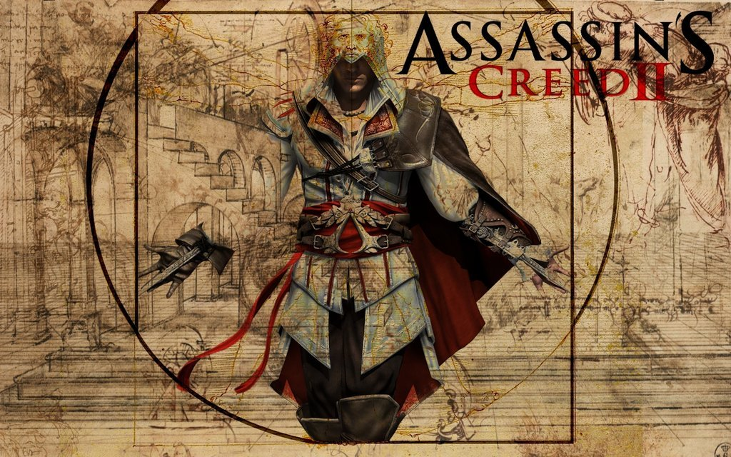 Assassin creed by thenarutogeek HD Wallpaper