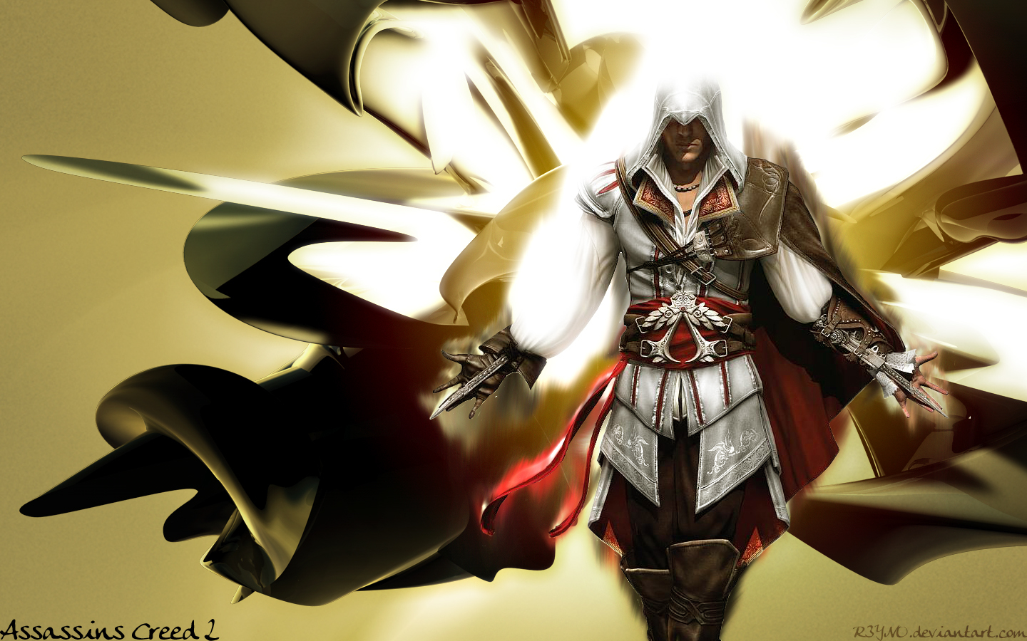 Assassin creed wp AC HD Wallpaper