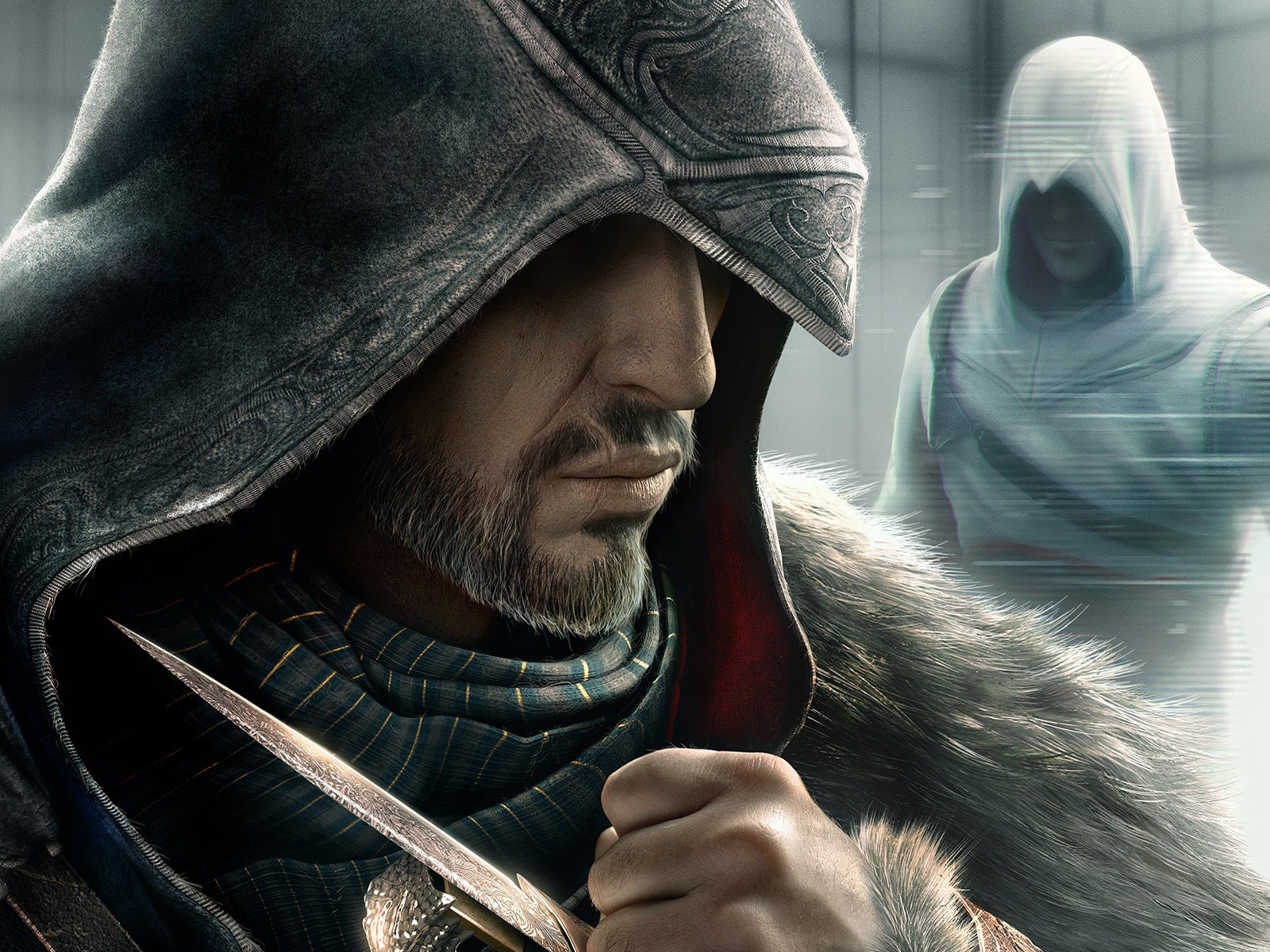 assassins creed Ezio revelations HD Wallpaper