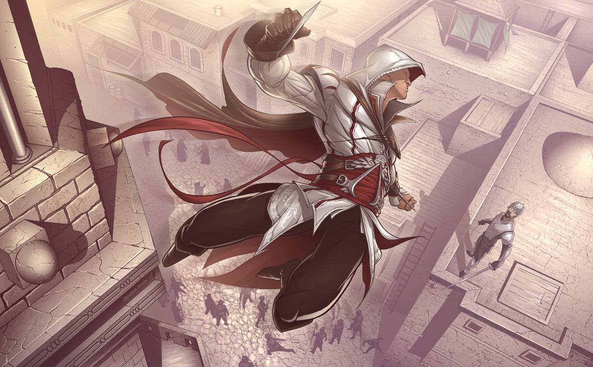 Assassins Creed Fan Art