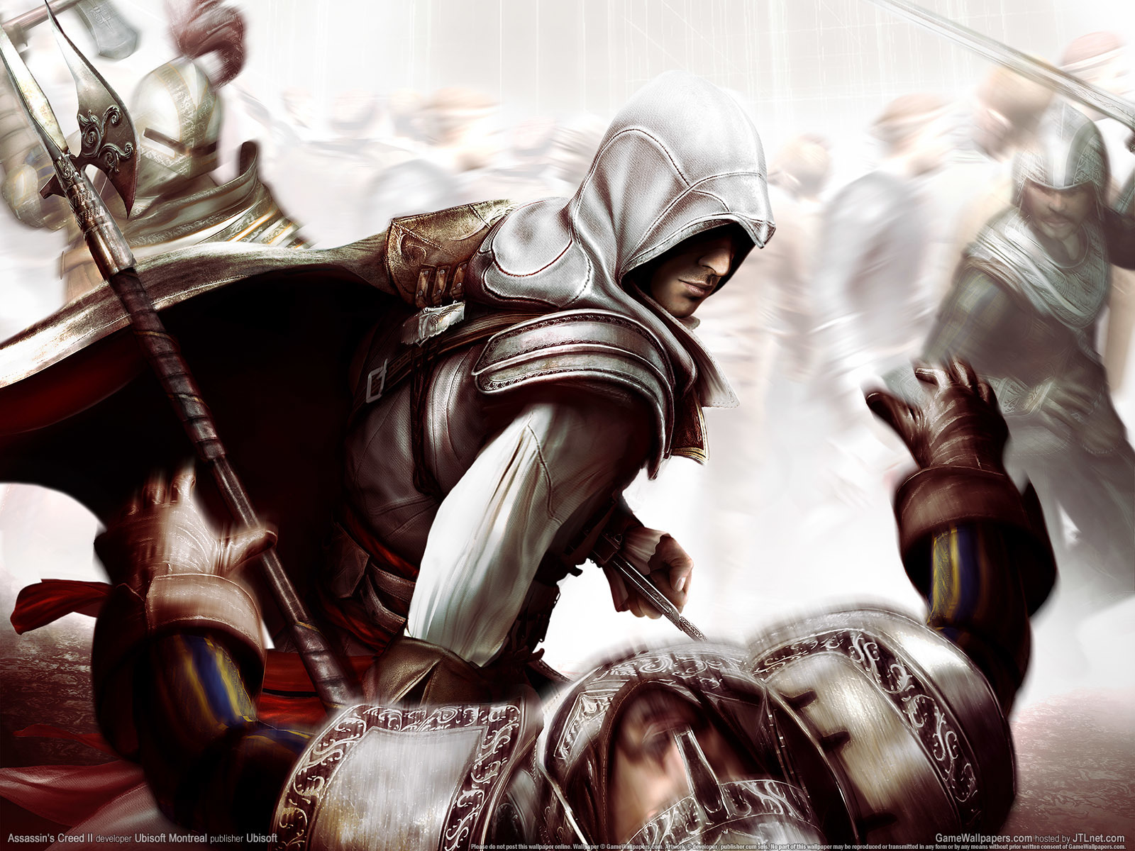 assassins creed II HD Wallpaper