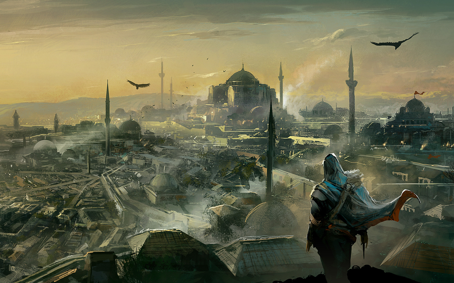 assassins creed revelations HD Wallpaper