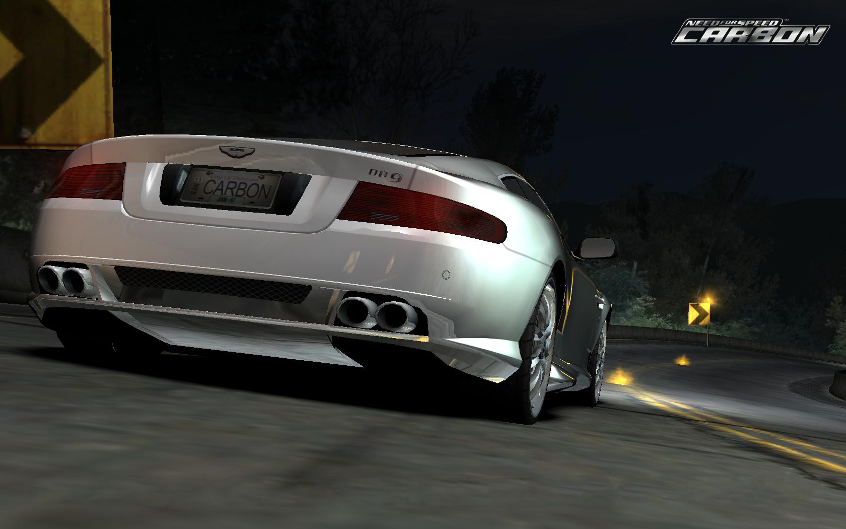 Aston martin DB9 need HD Wallpaper