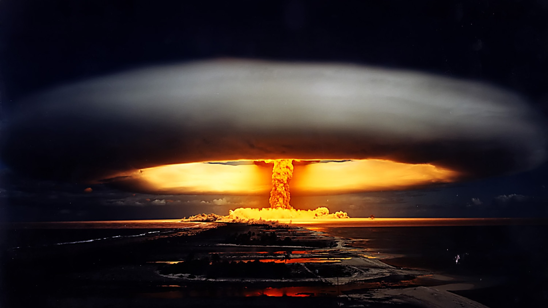 atomic bomb HD Wallpaper