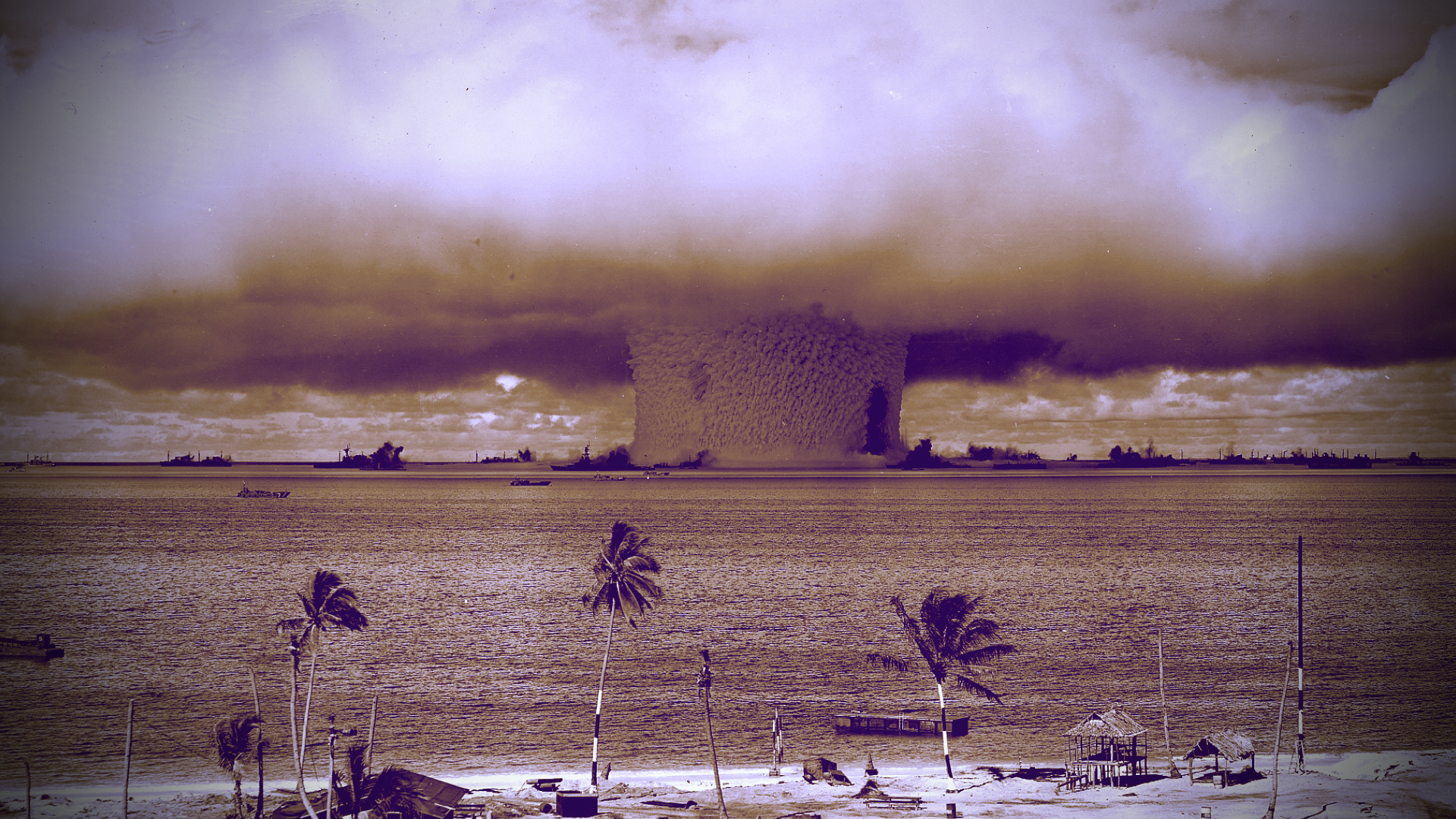 atomic explosions nuclear explosions HD Wallpaper
