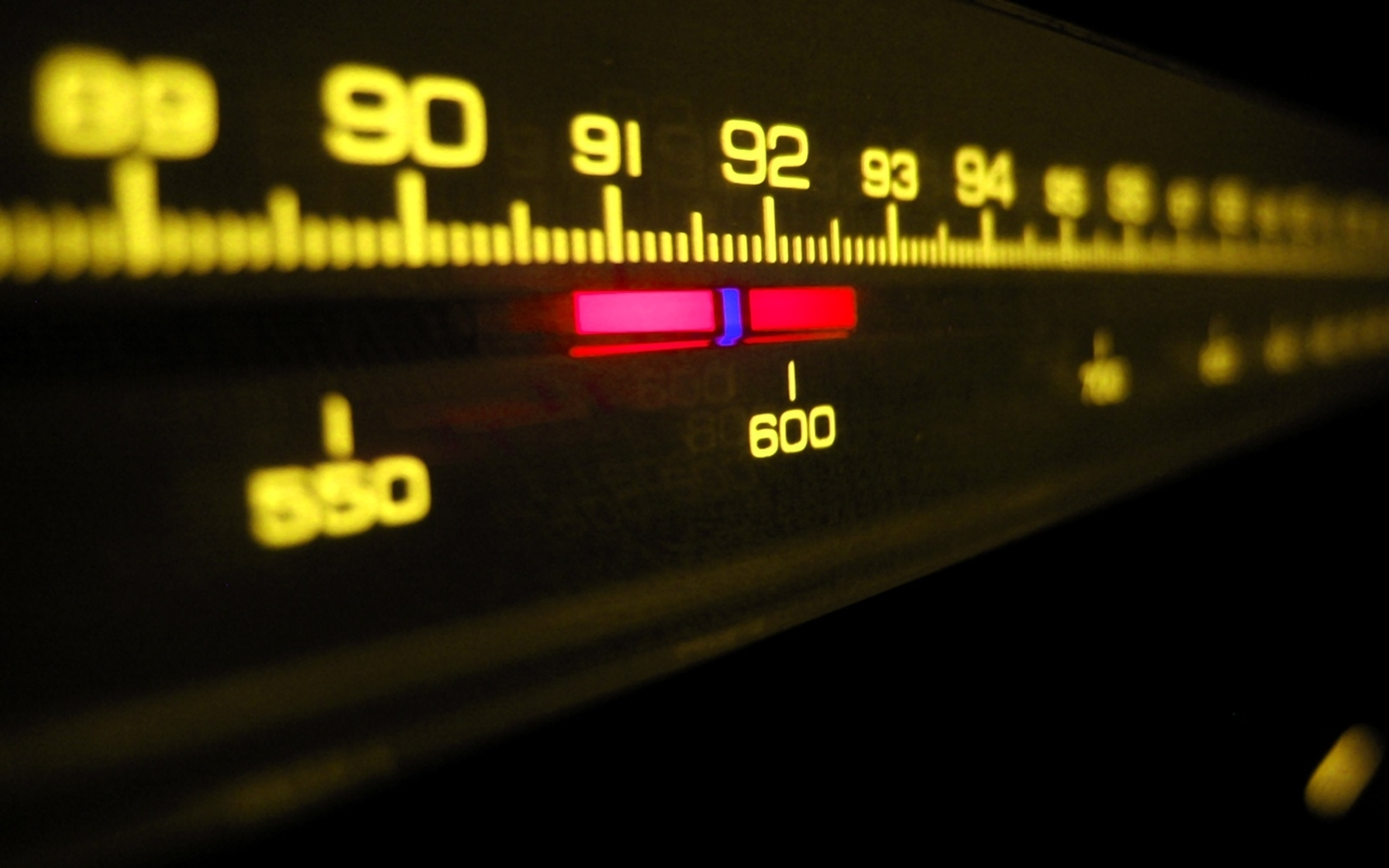 Audio Radio dial stereo HD Wallpaper