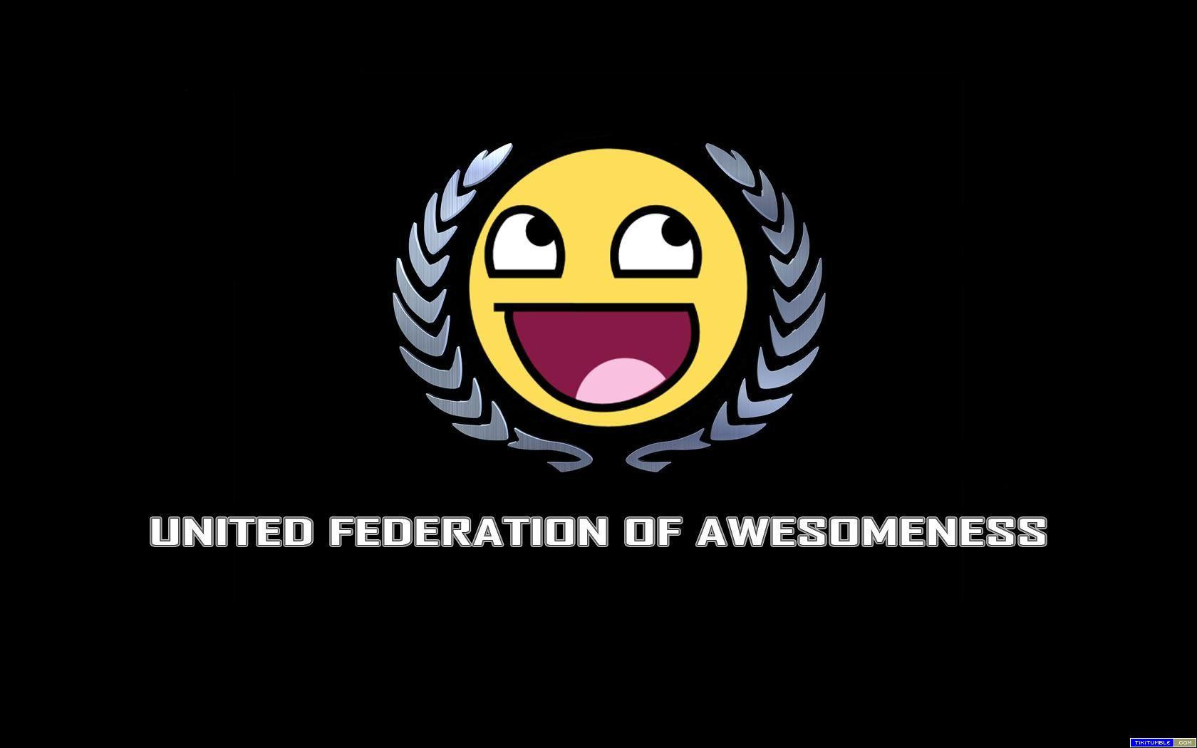 Awesome Face HD Wallpaper