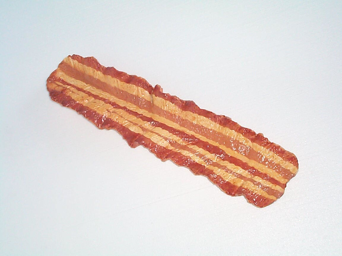 bacon Simple Background