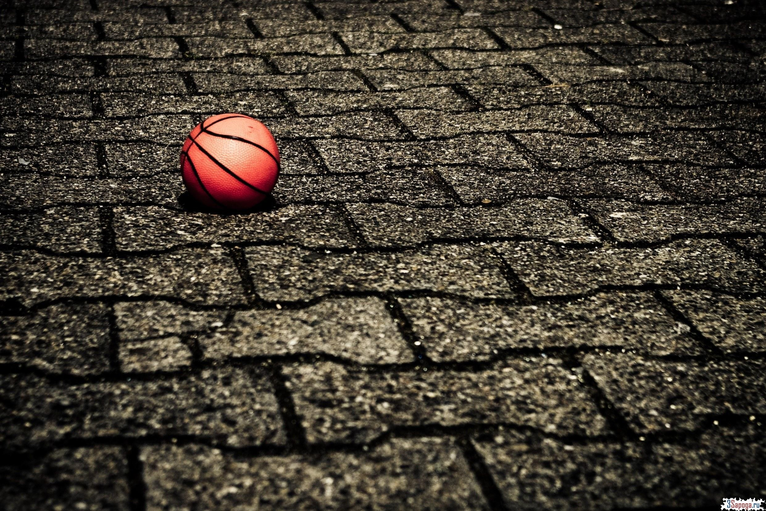 balls basketball HD Wallpaper