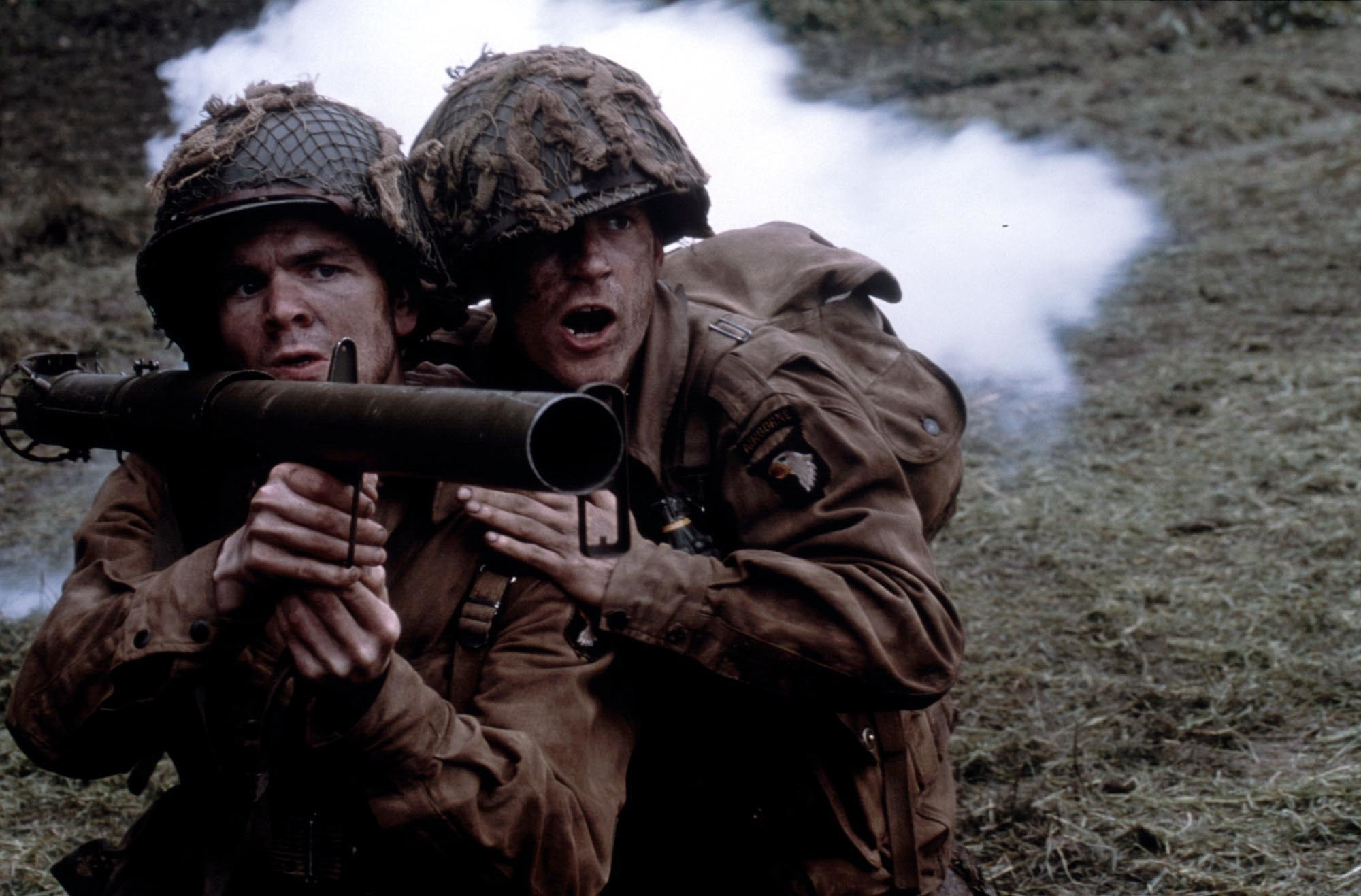 band of Brothers high HD Wallpaper