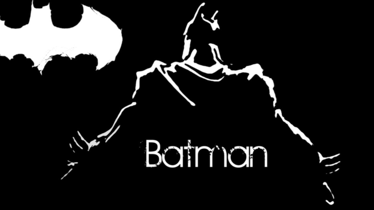 Batman Batman Logo HD Wallpaper