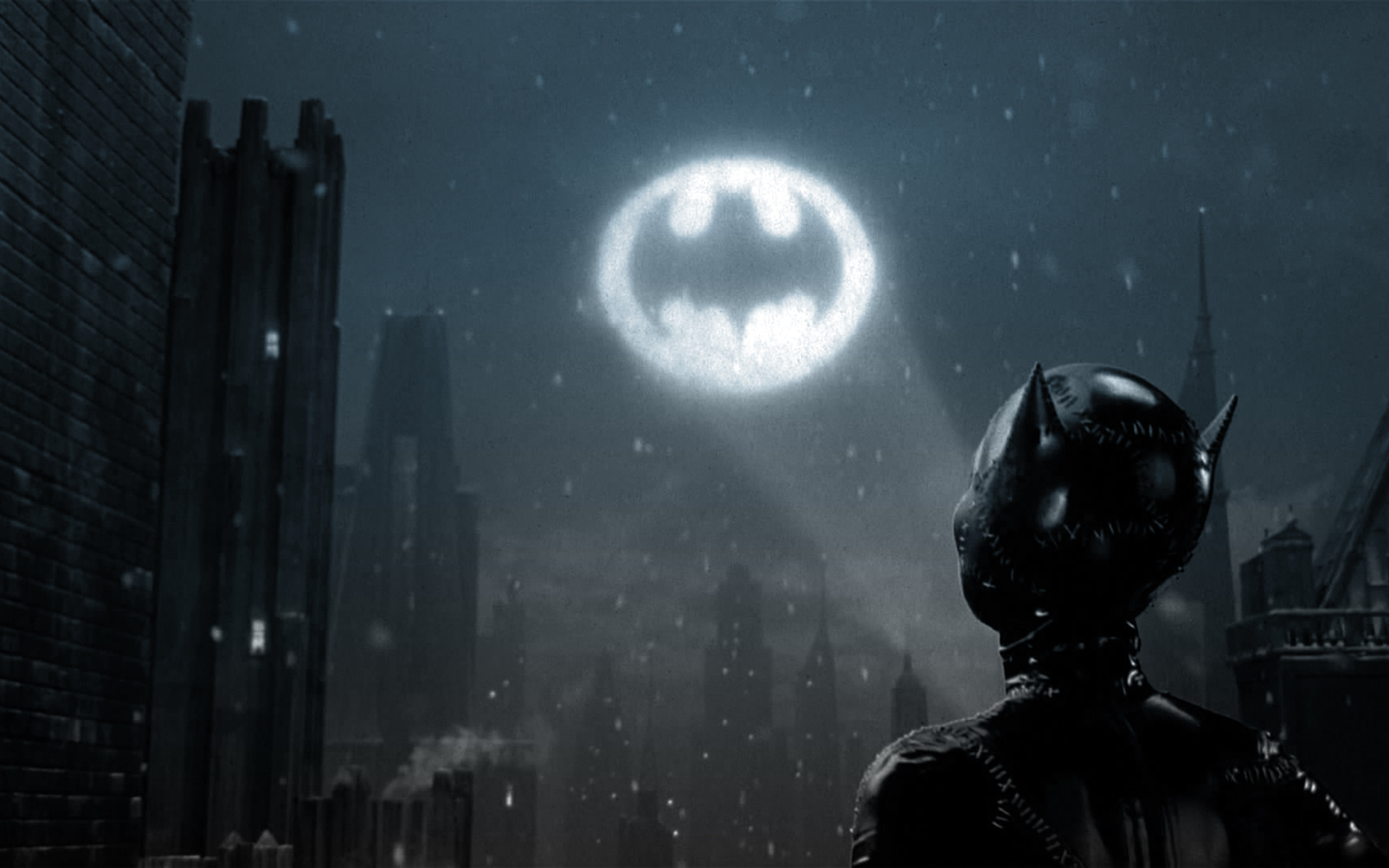 Batman dc comics Catwoman HD Wallpaper