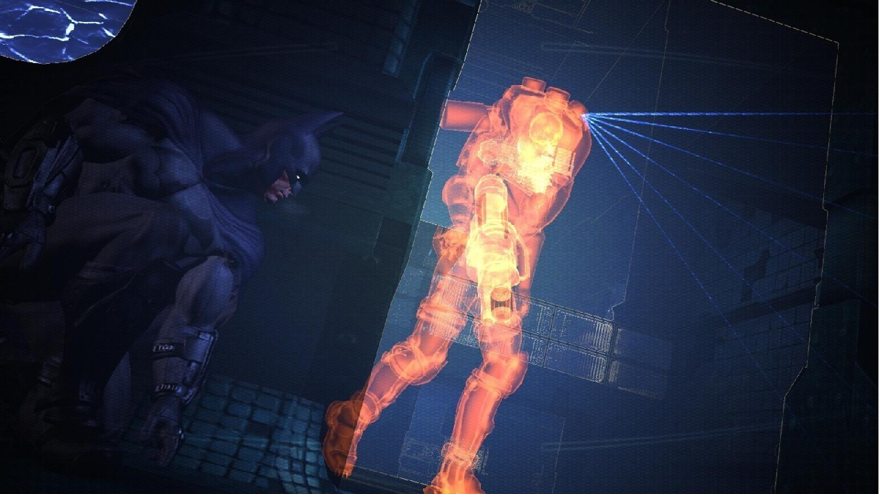 Batman video games arkham HD Wallpaper